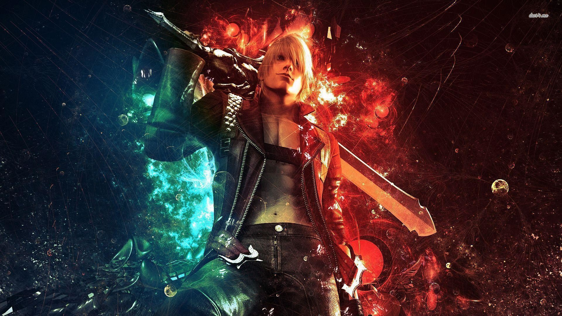 Devil may cry 3 wallpaper (62+ images).