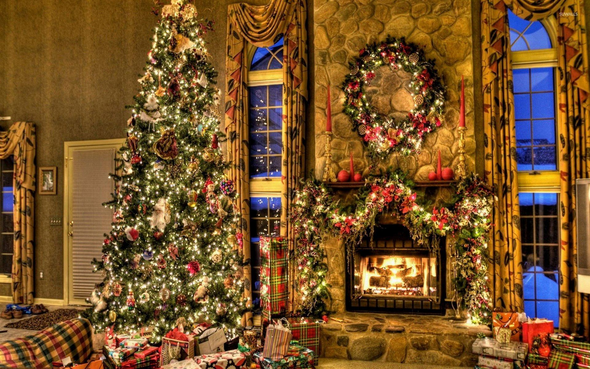 Beautiful Christmas Wallpapers (62+ Images