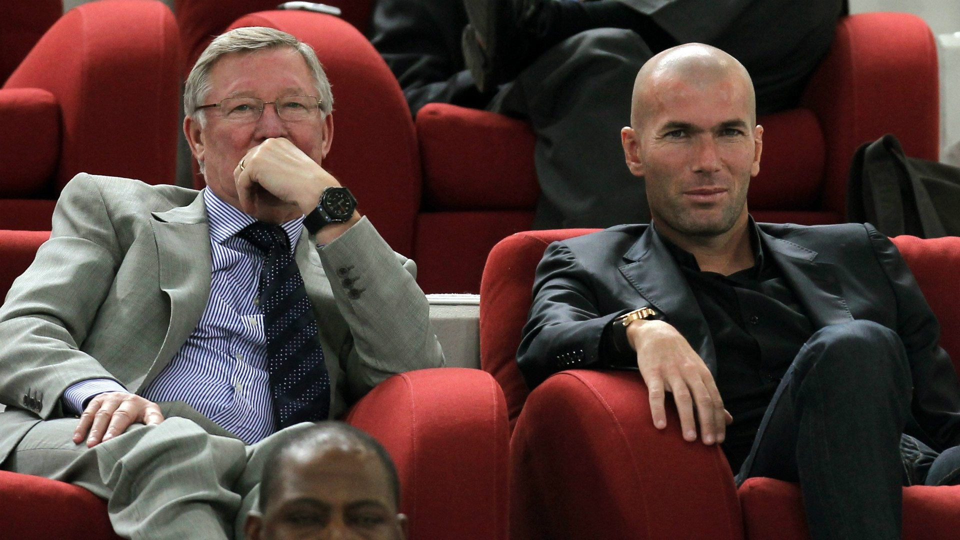 1920x1080 Sir Alex Ferguson rejected the chance to sign Zinedine Zidane in 1996 out  of fear of upsetting Eric Cantona