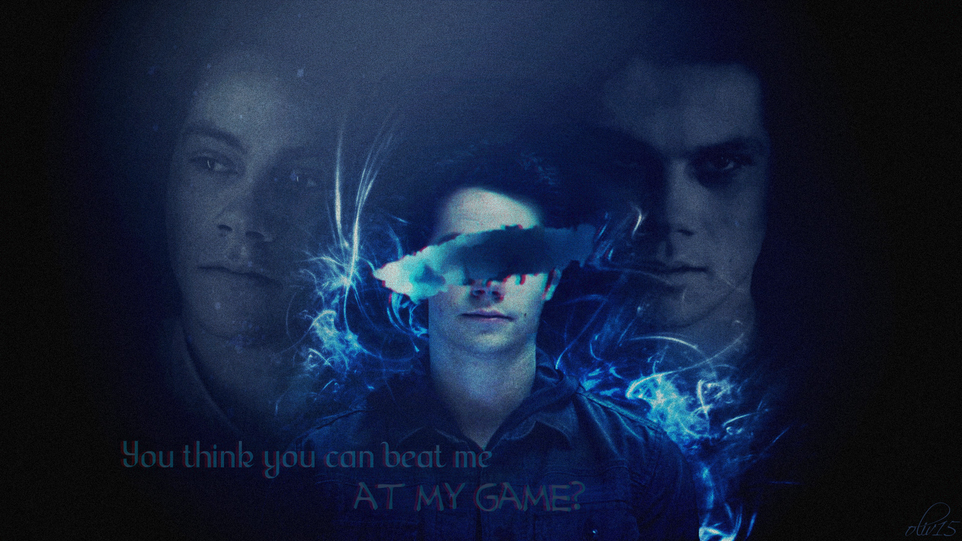 Teen wolf wallpapers 78 images - Nogitsune wallpaper ...