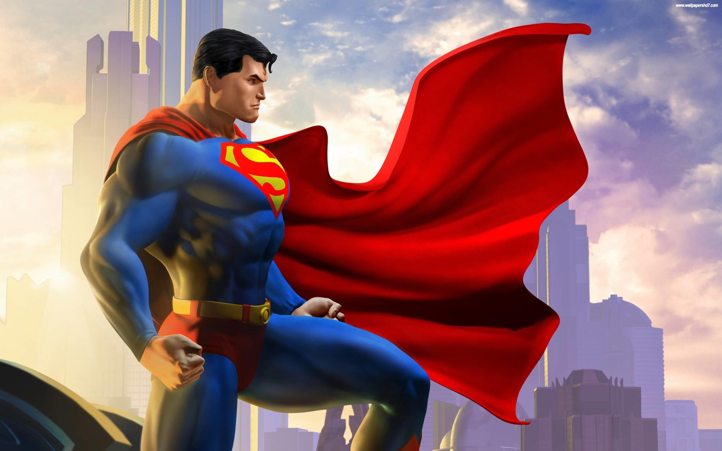 Cool Superman Wallpaper (65+ Images
