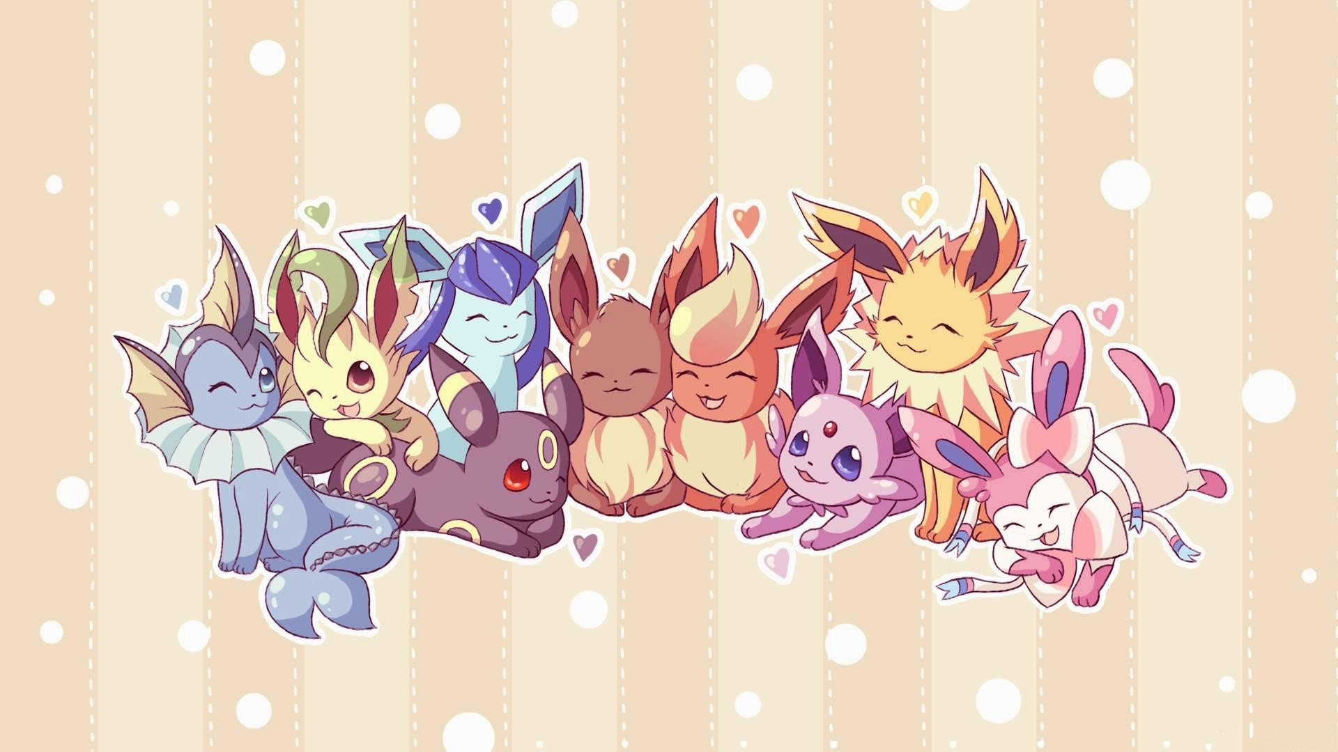1920x1080 wallpaper.wiki-Pokemon-Phone-Eevee-Wallpaper-PIC-WPE001667