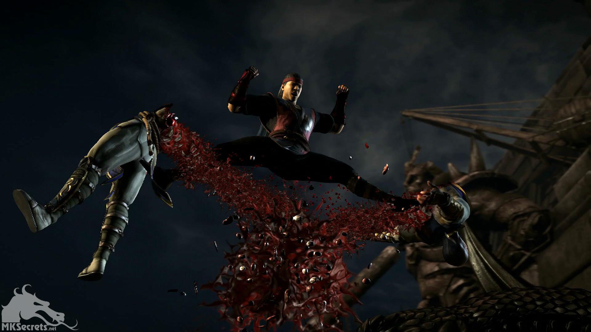 Mortal Kombat Liu Kang Wallpaper (78+ images)