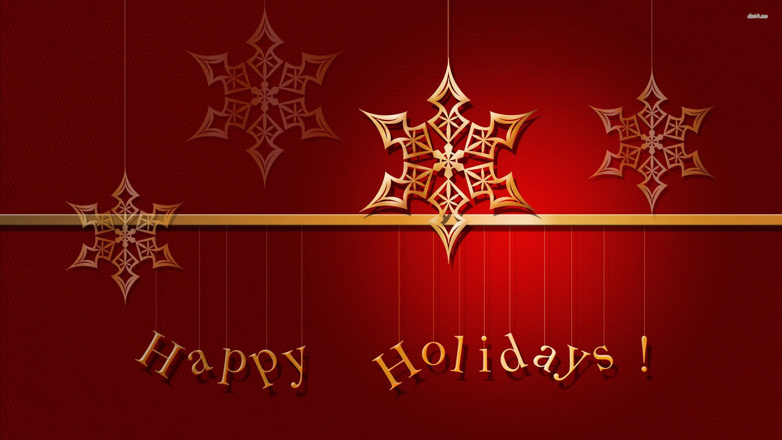2560x1440 Happy Holiday Wallpapers - Wallpaper Cave