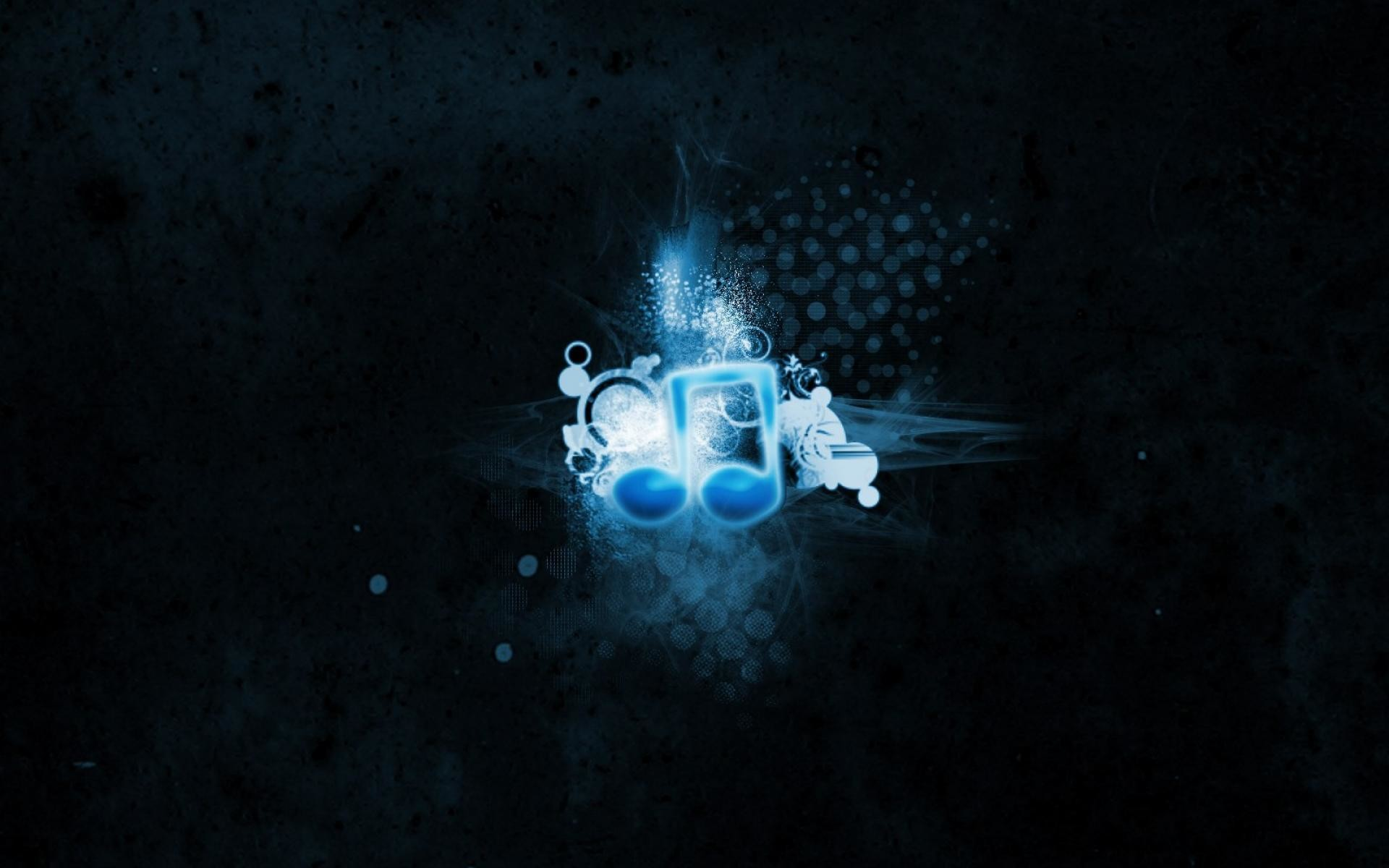 Musical Notes Wallpapers: Blue Music Notes Wallpaper (64+ Images
