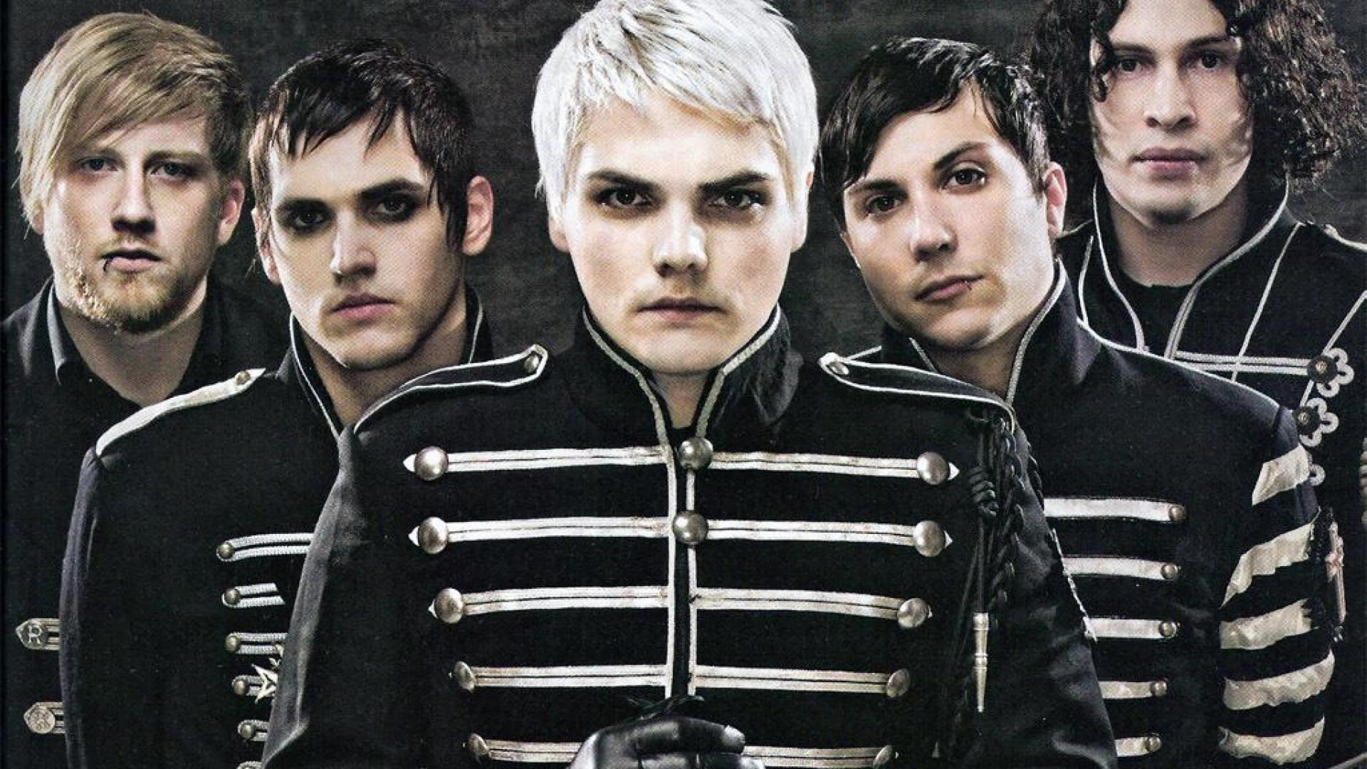 1920x1080  My Chemical Romance Backgrounds Wallpaper Cave Source ·   my chemical romance wallpapers hd