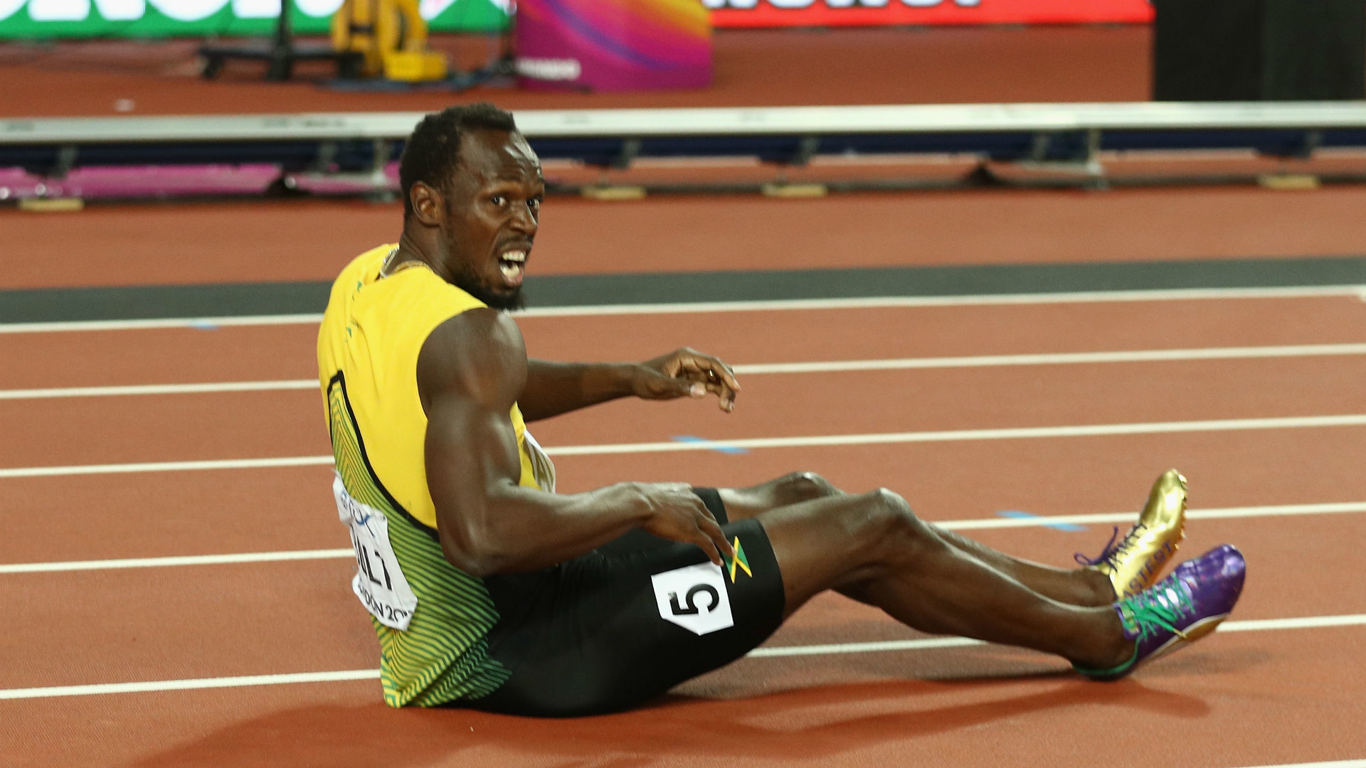 1920x1080 Usain Bolt reveals hamstring tear ended World Championship dream