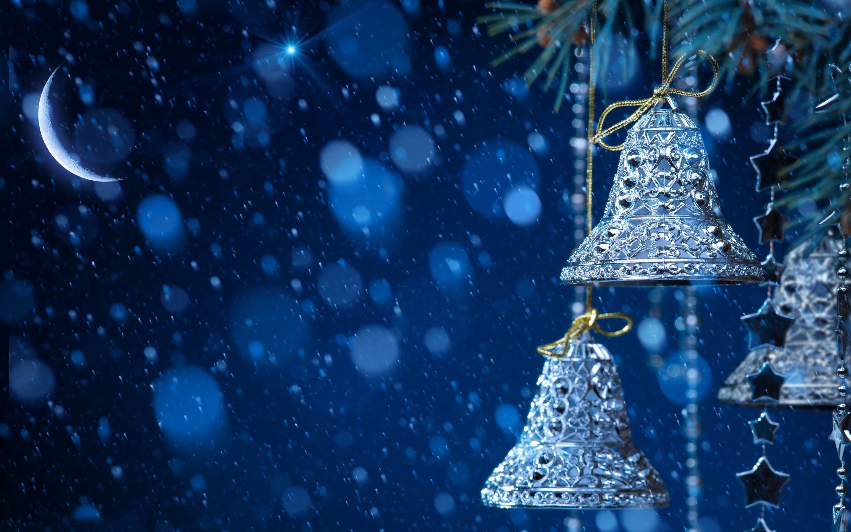 Christmas Wallpaper Moving Snow Falling (72+ Images