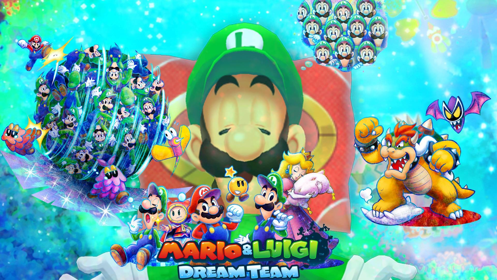 Mario And Luigi Backgrounds 54 Images
