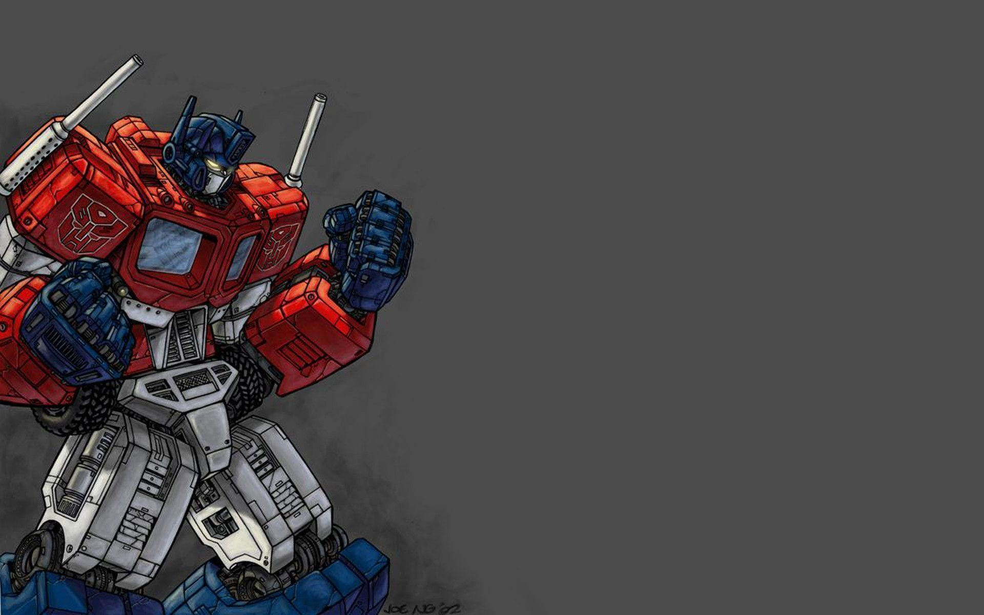 1920x1200 Optimus Prime Wallpaper by iPanic on DeviantArt