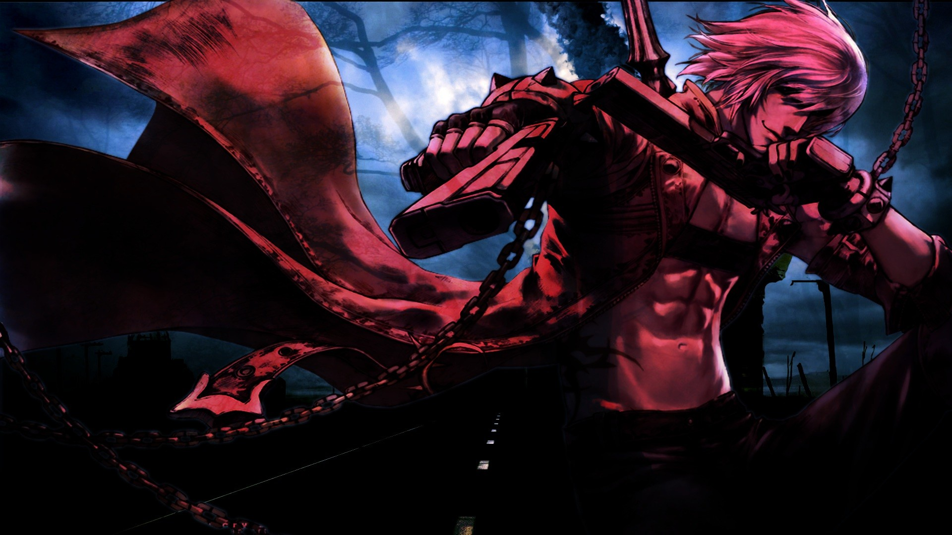 Devil May Cry Anime Wallpaper (65+ Images