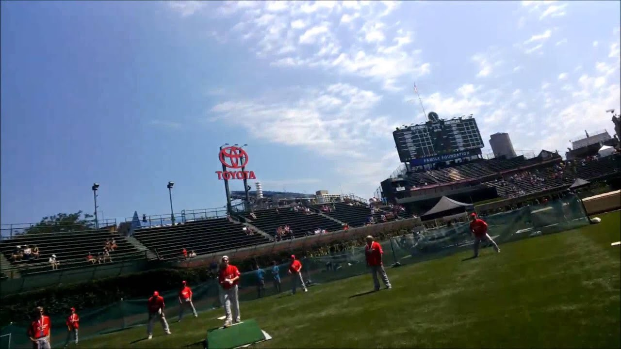 1920x1080 Threw on Google Glass and hit a home run at Wrigley Field #WoodysWhiffle