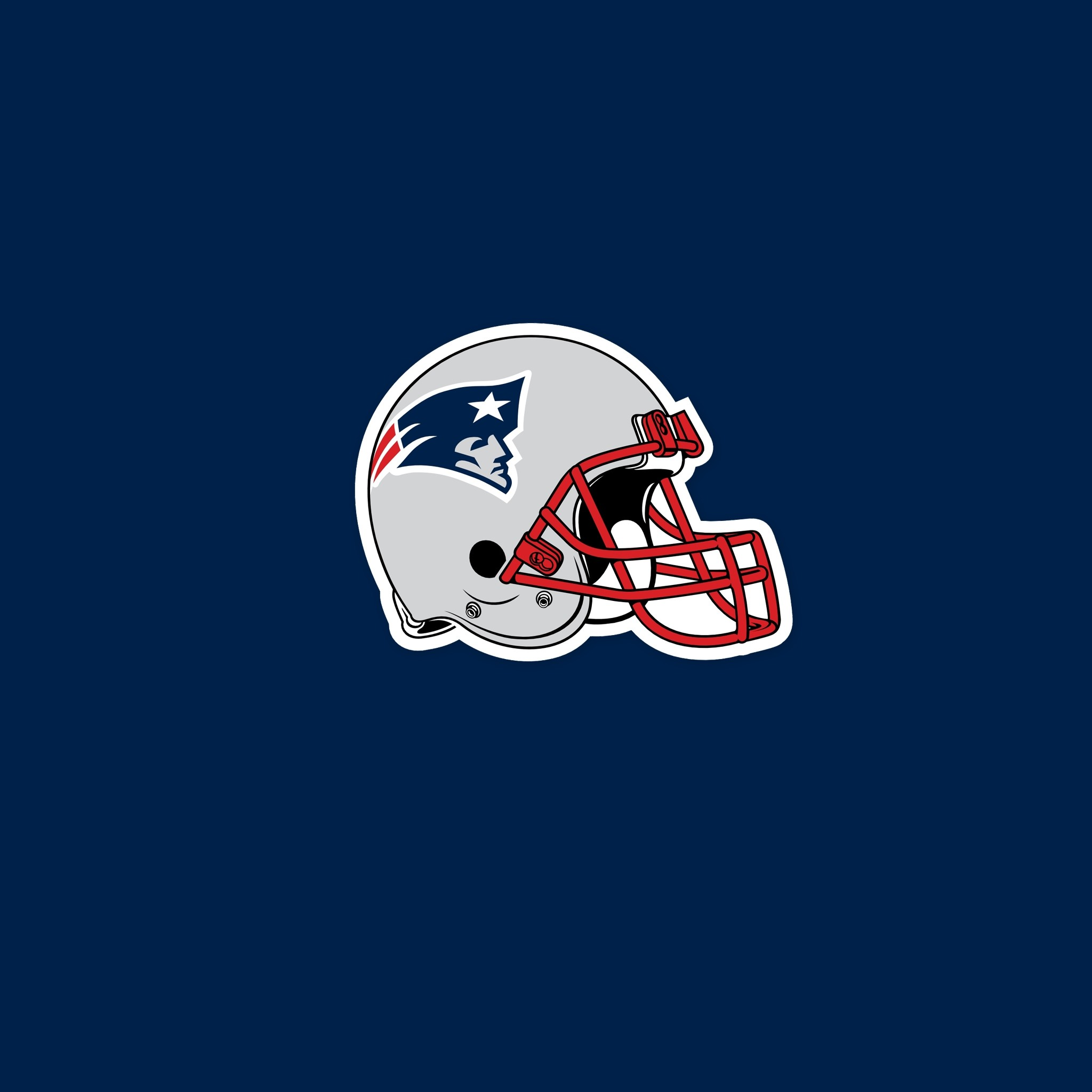 2048x2048 ... new england patriots iphone wallpaper patriots iphone wallpaper ...