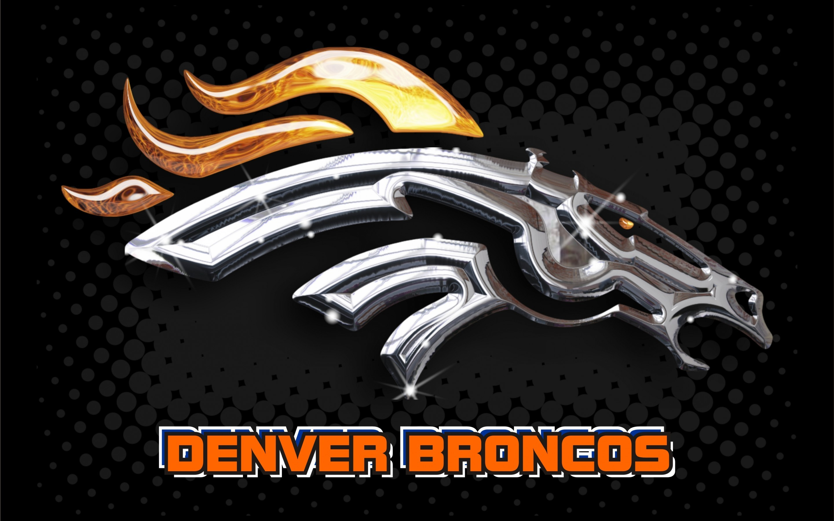 Kansas city chiefs wallpapers 54 images - Denver broncos background ...