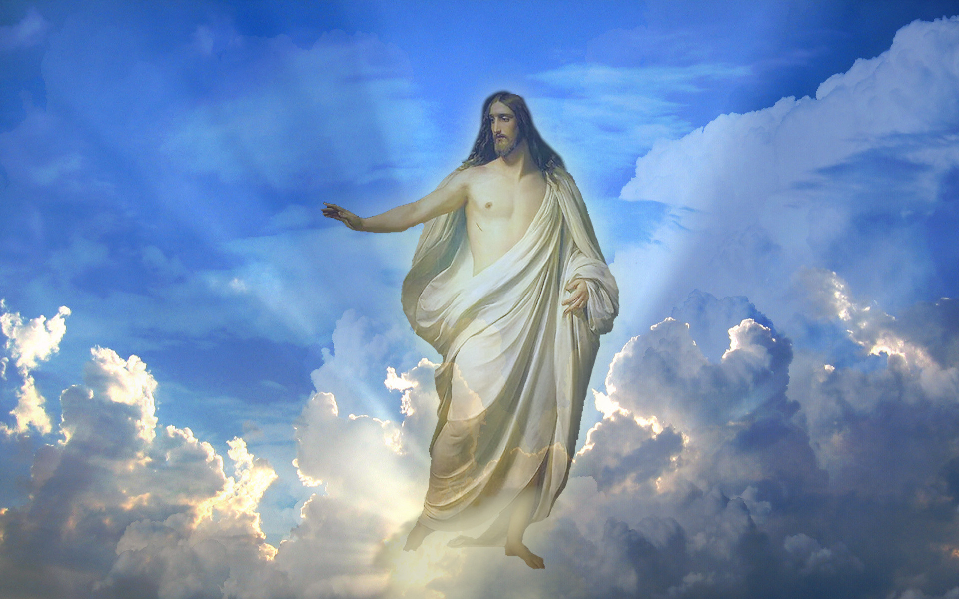 1920x1200 Jesus Christ Son Of God Hd Wallpaper