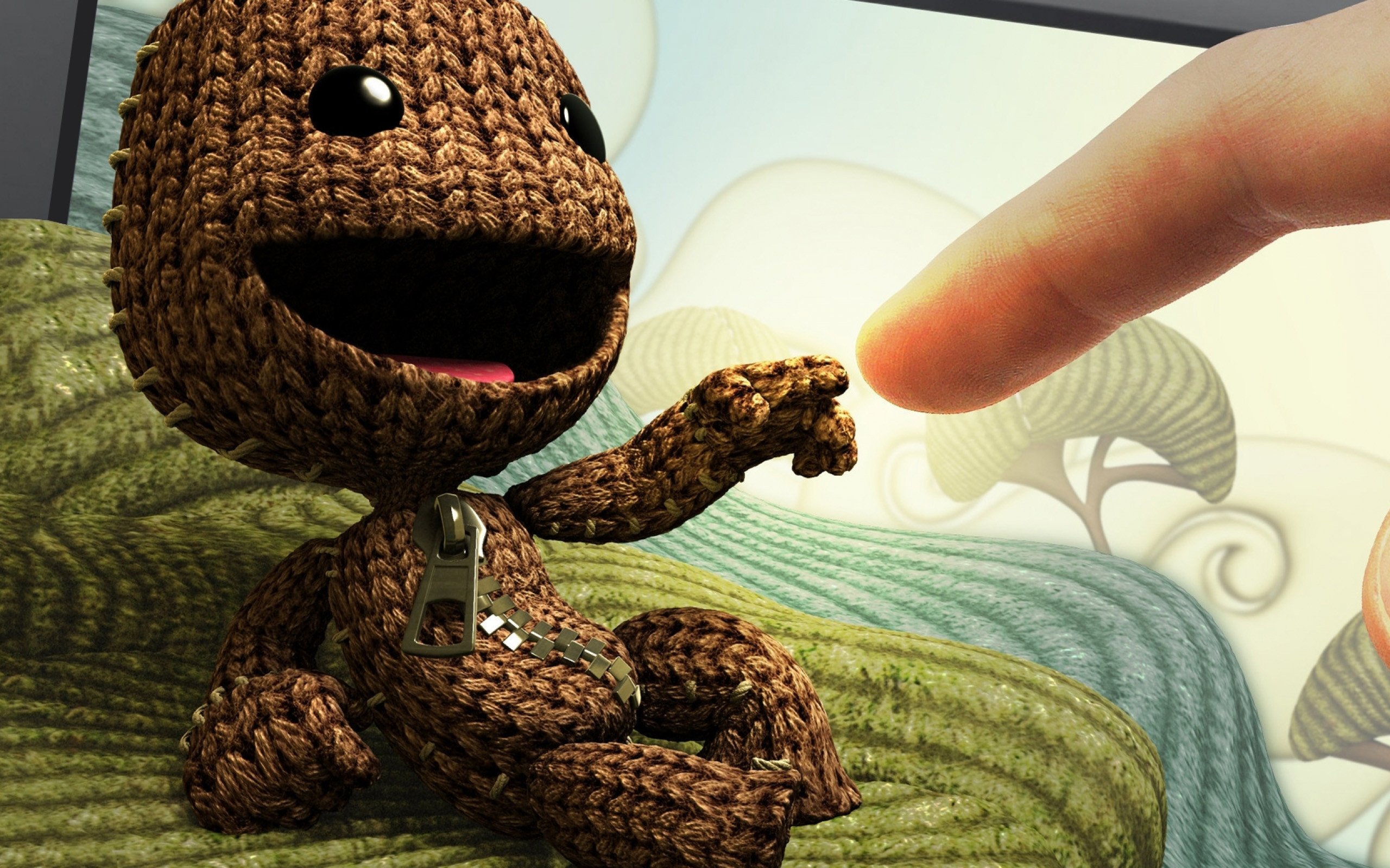 Little Big Planet Wallpaper: Little Big Planet Sackboy Wallpaper (81+ Images