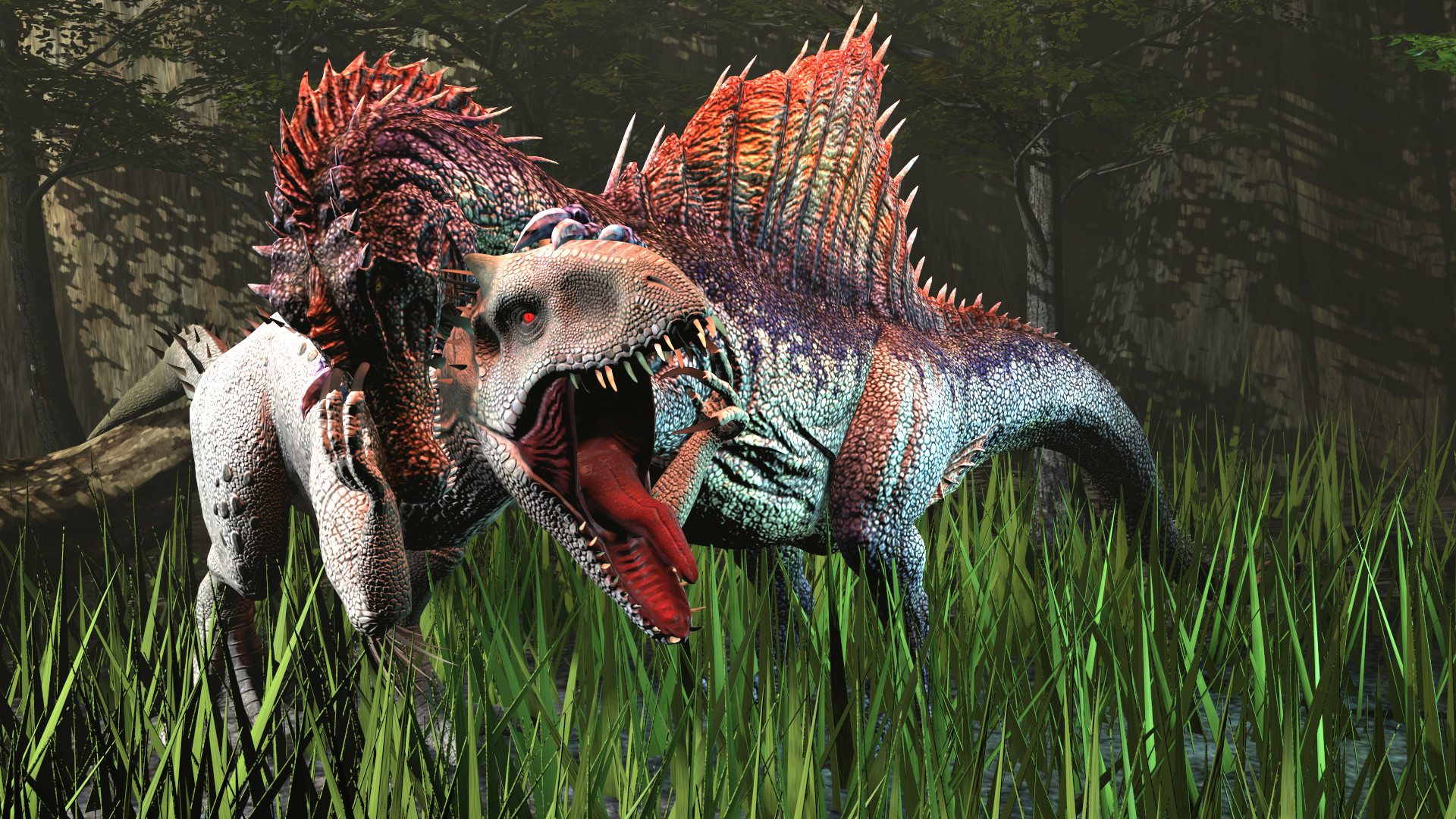 Spinosaurus Wallpaper Hd 76 Images
