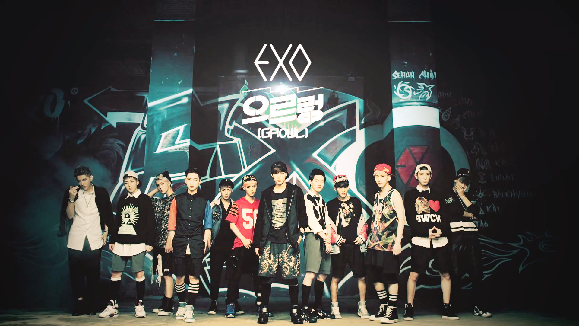 Exo Wallpaper Hd 82 Images