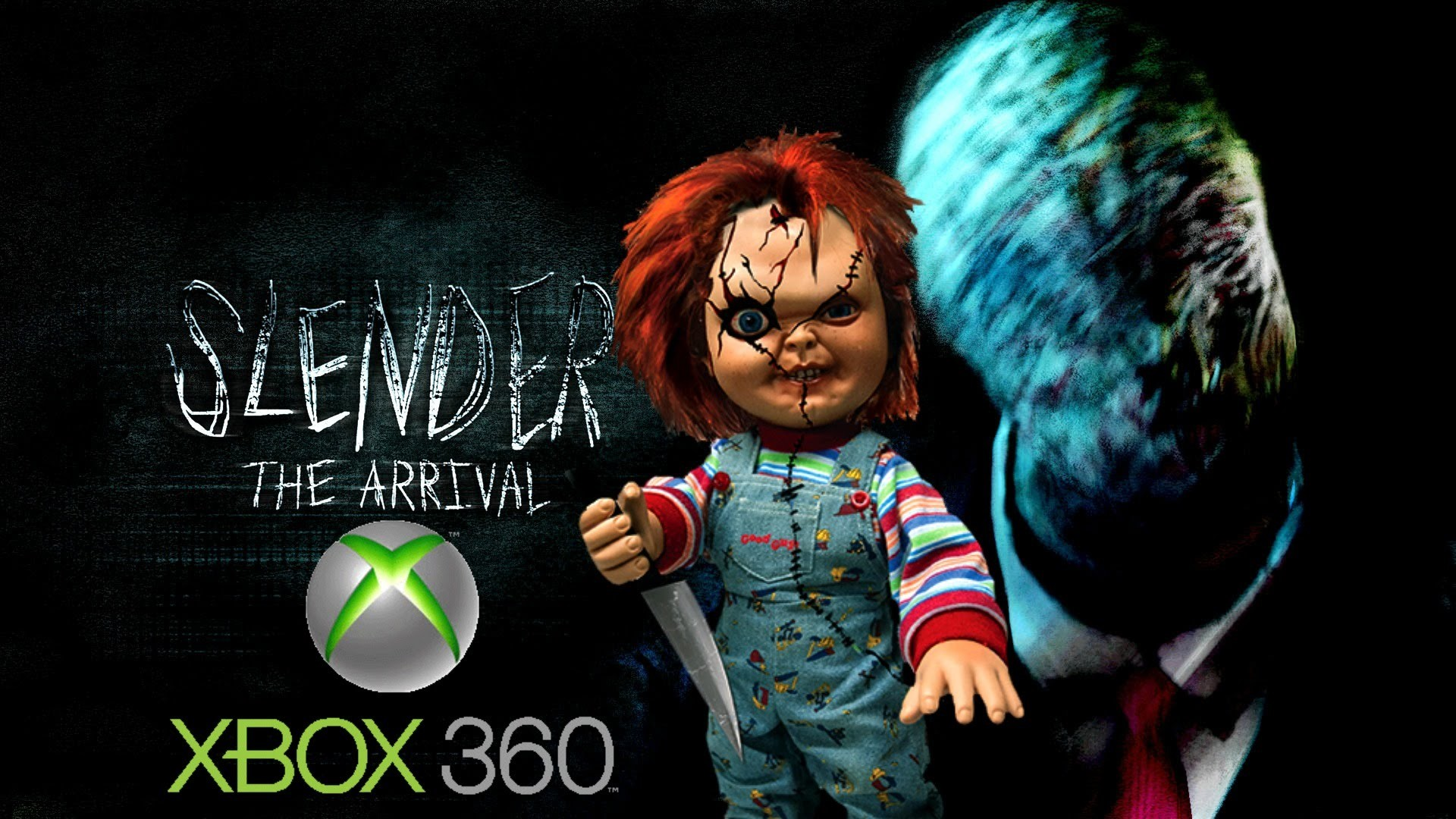 1920x1080 Chucky Speaks: Slender The Arrival Coming to Xbox 360?