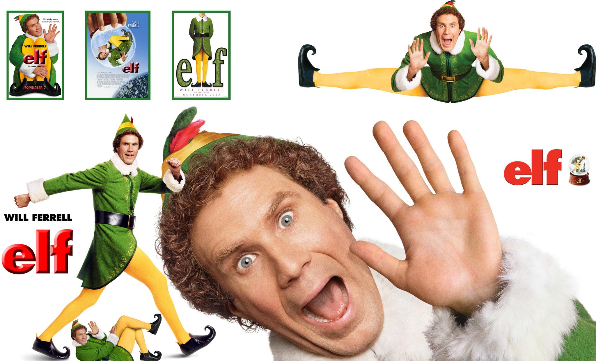 Elf The Movie Wallpaper
