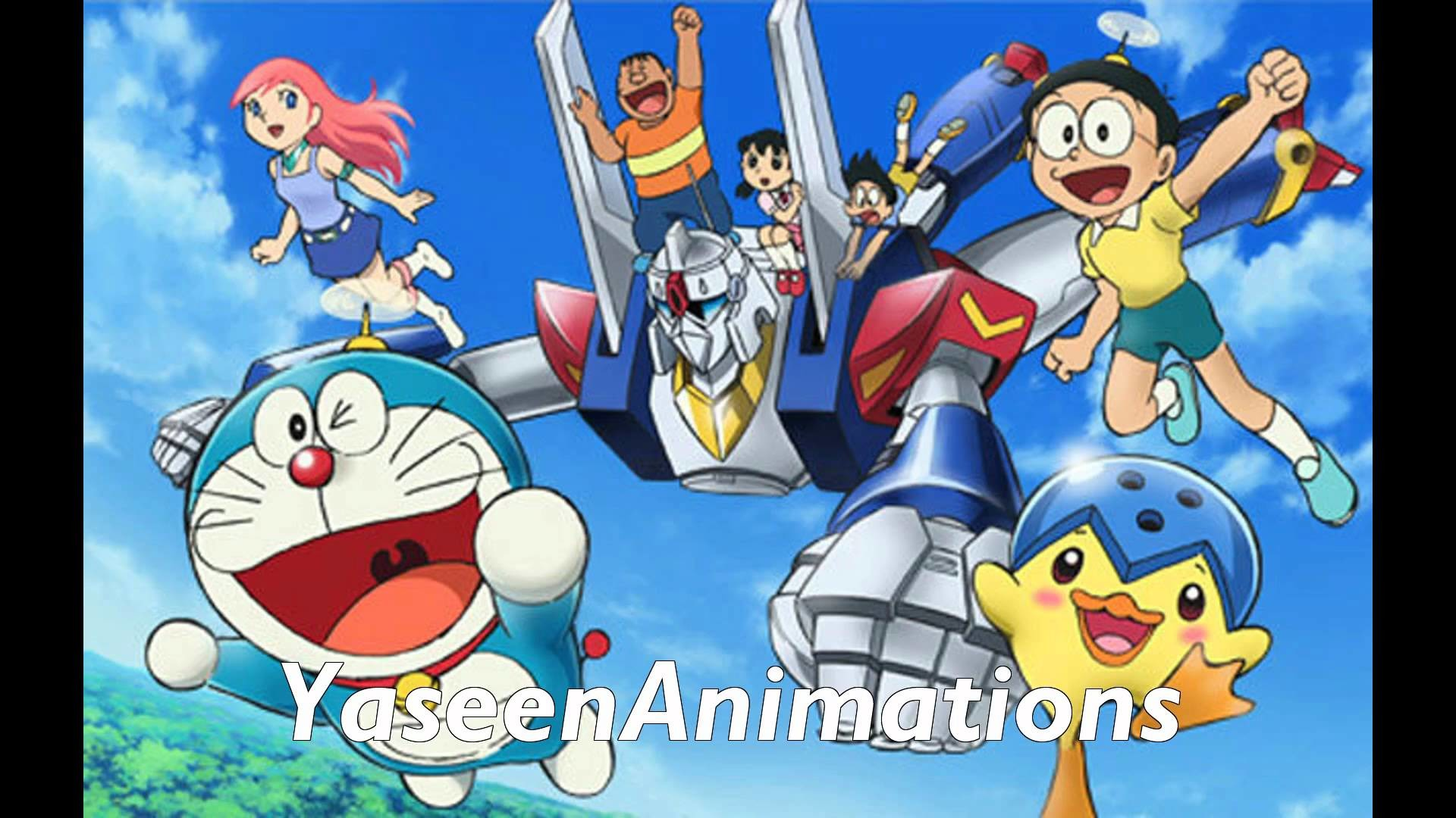 1920x1080 <b>Doraemon</b> 3D <b>Wallpapers</b