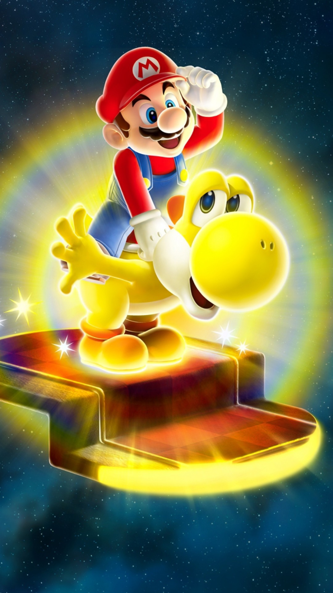 1080x1920 Yoshi Hd super mario bros world mobile phone wallpapers