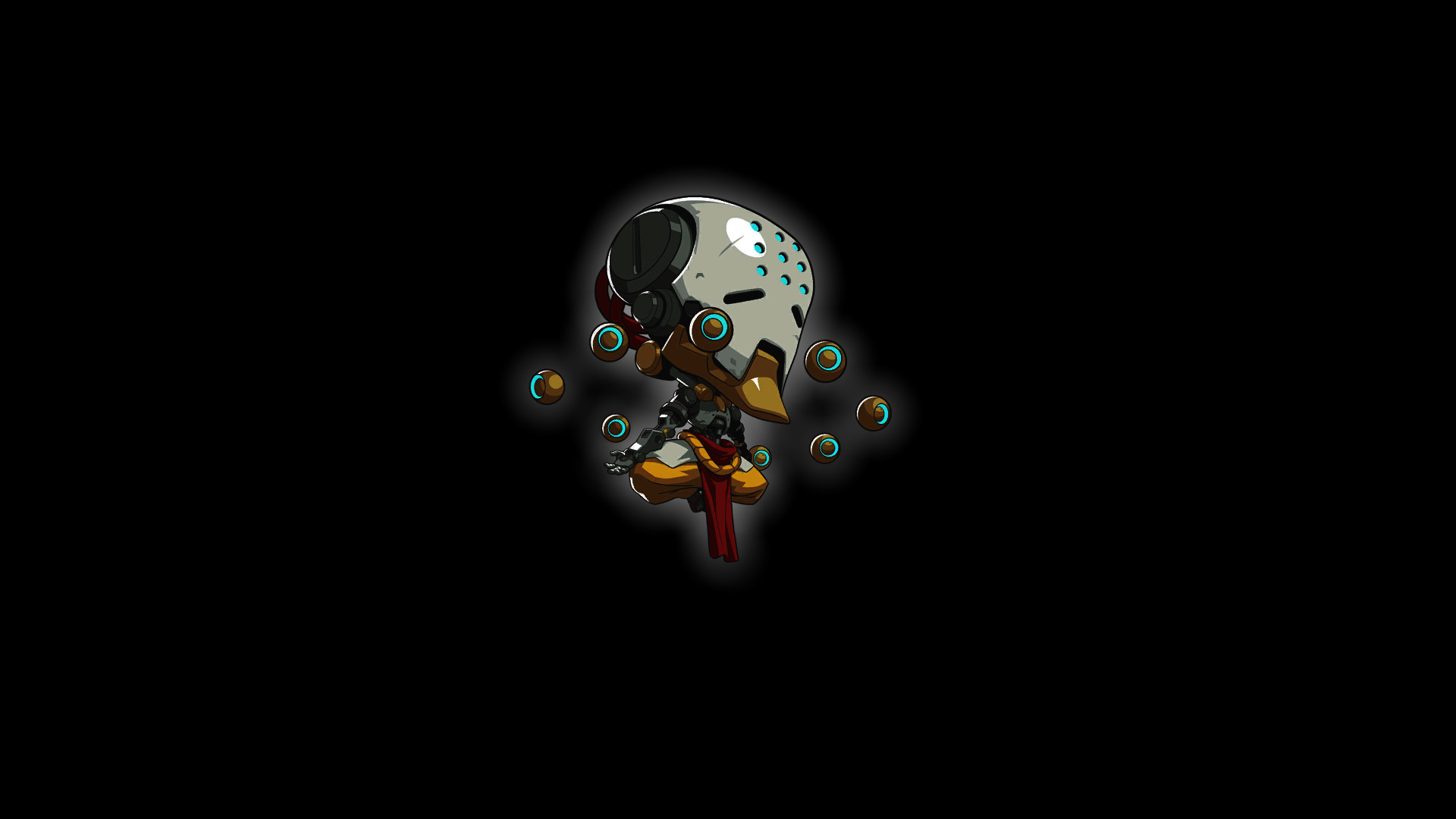 1920x1080 Simple Zenyatta wallpaper[]