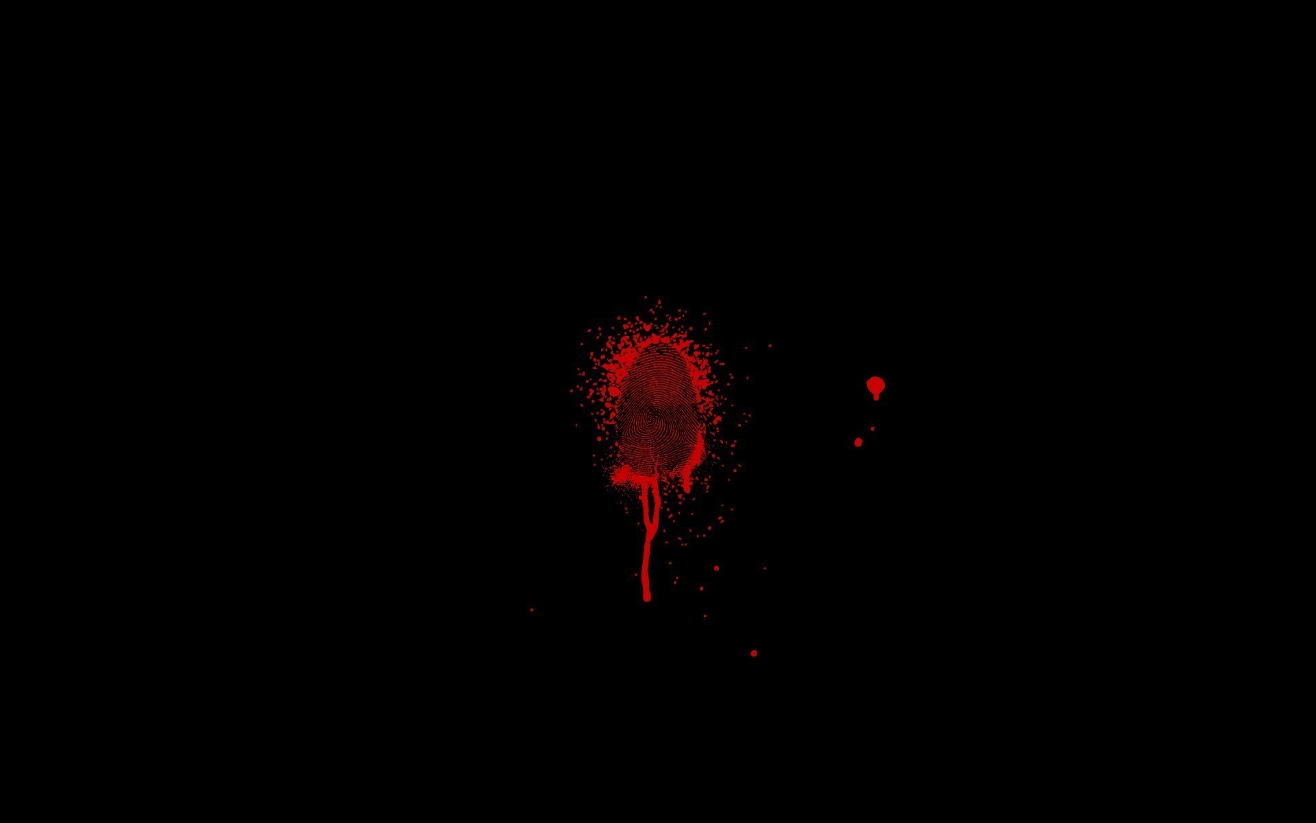 1920x1200 ... wallpaper abstract blood fingerprint ...