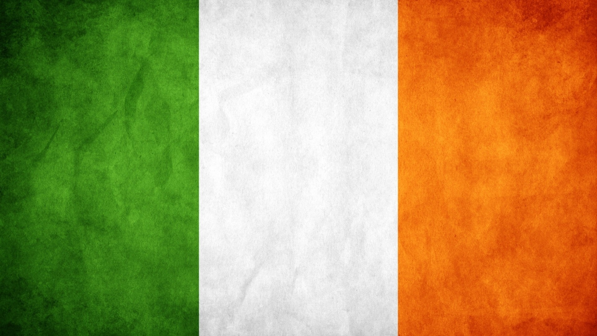 1920x1080 Preview wallpaper ireland, flag, colors, background