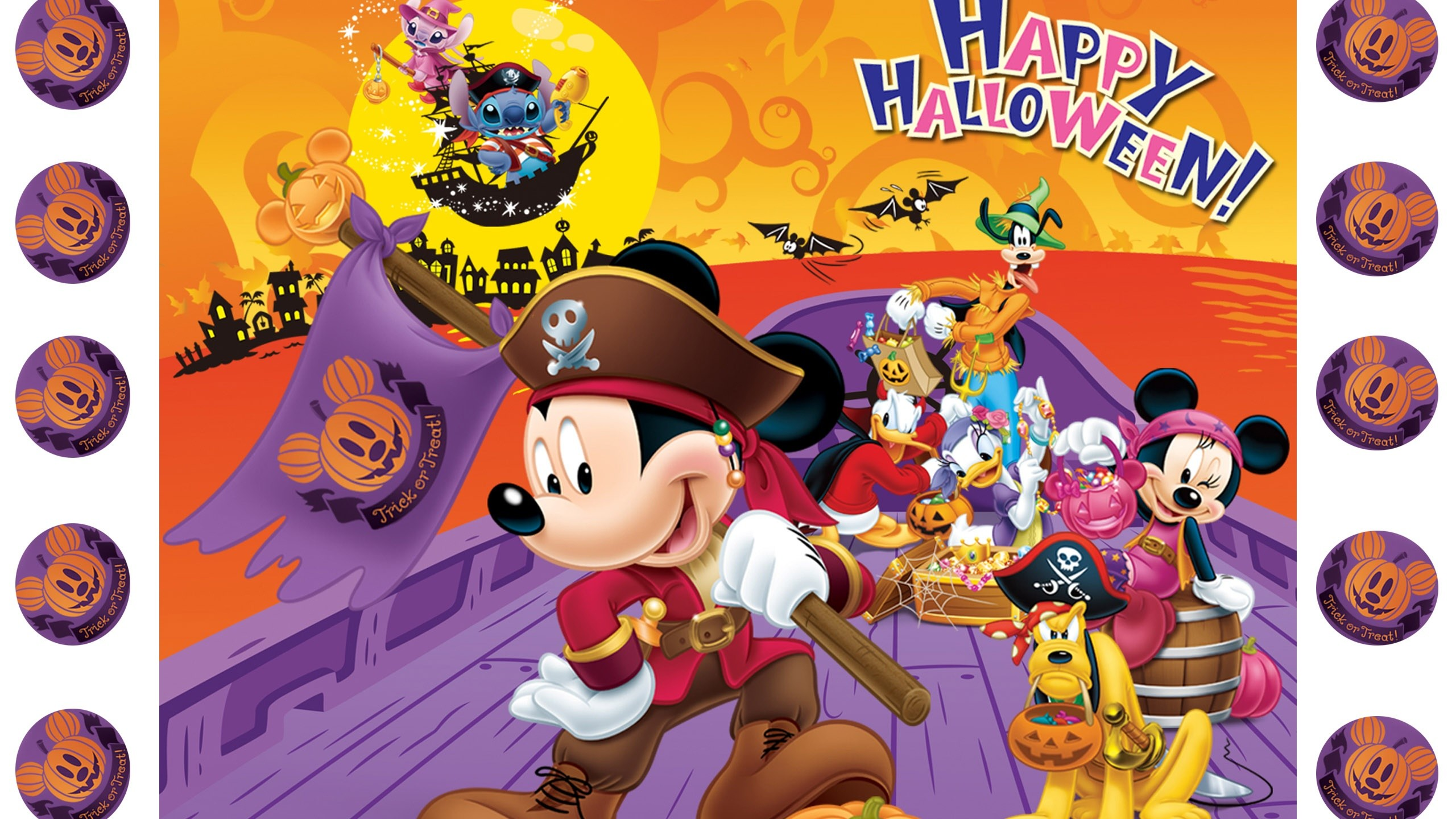 1131203 gorgerous disney halloween backgrounds 2560x1440 for iphone 7