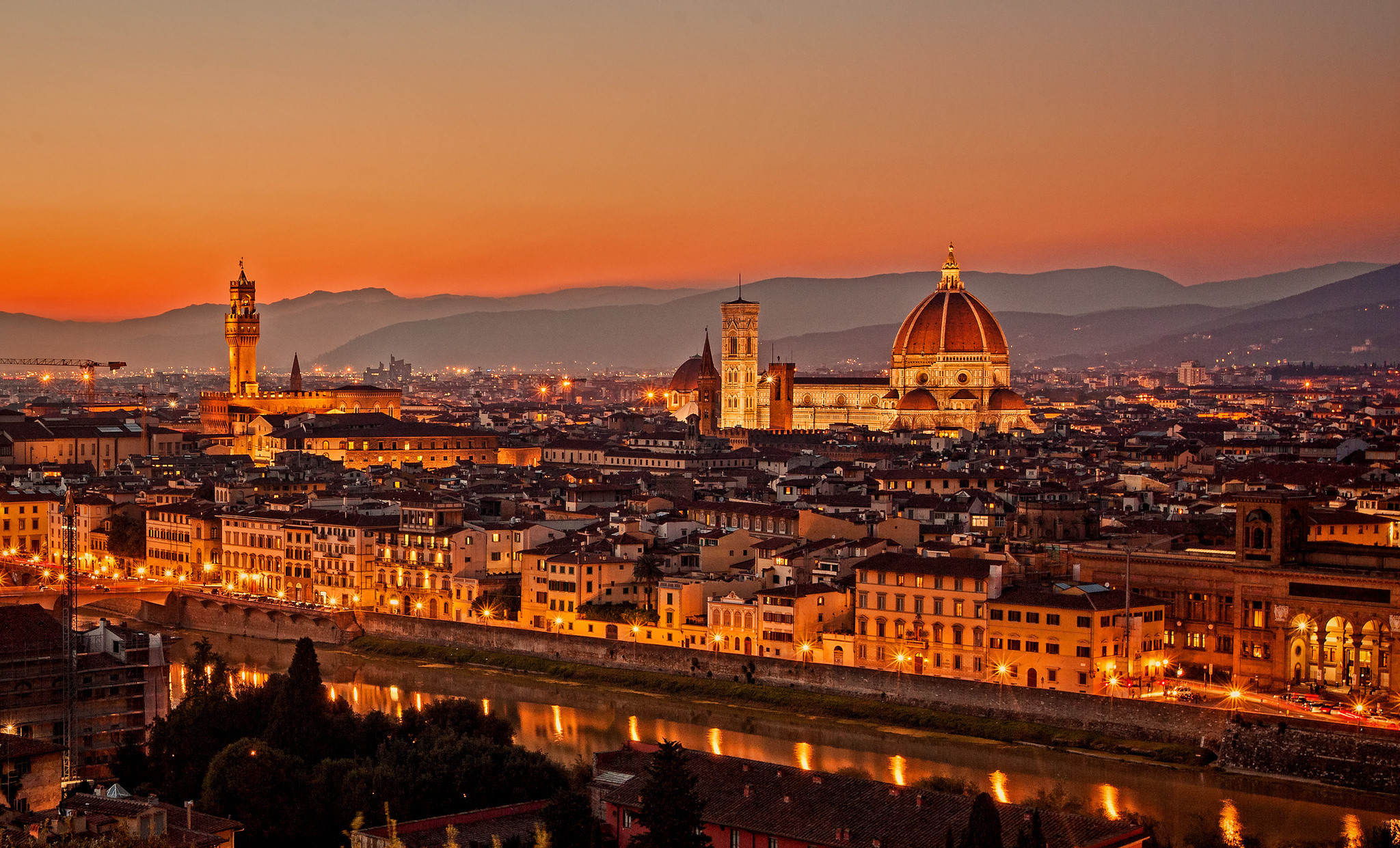 2048x1241 HD Wallpaper | Background Image ID:386766.  Man Made Florence
