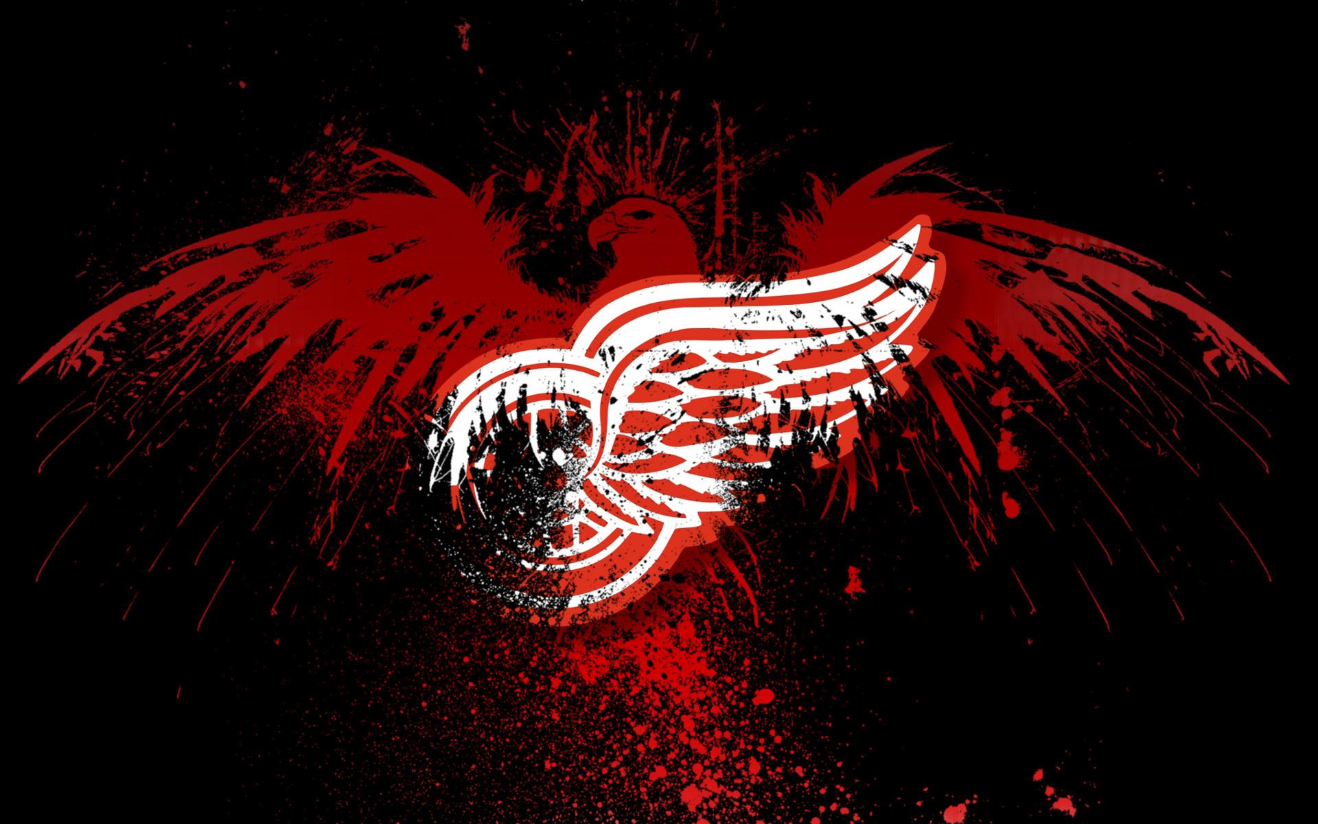 1920x1200 Detroit Red Wings Wallpaper 4