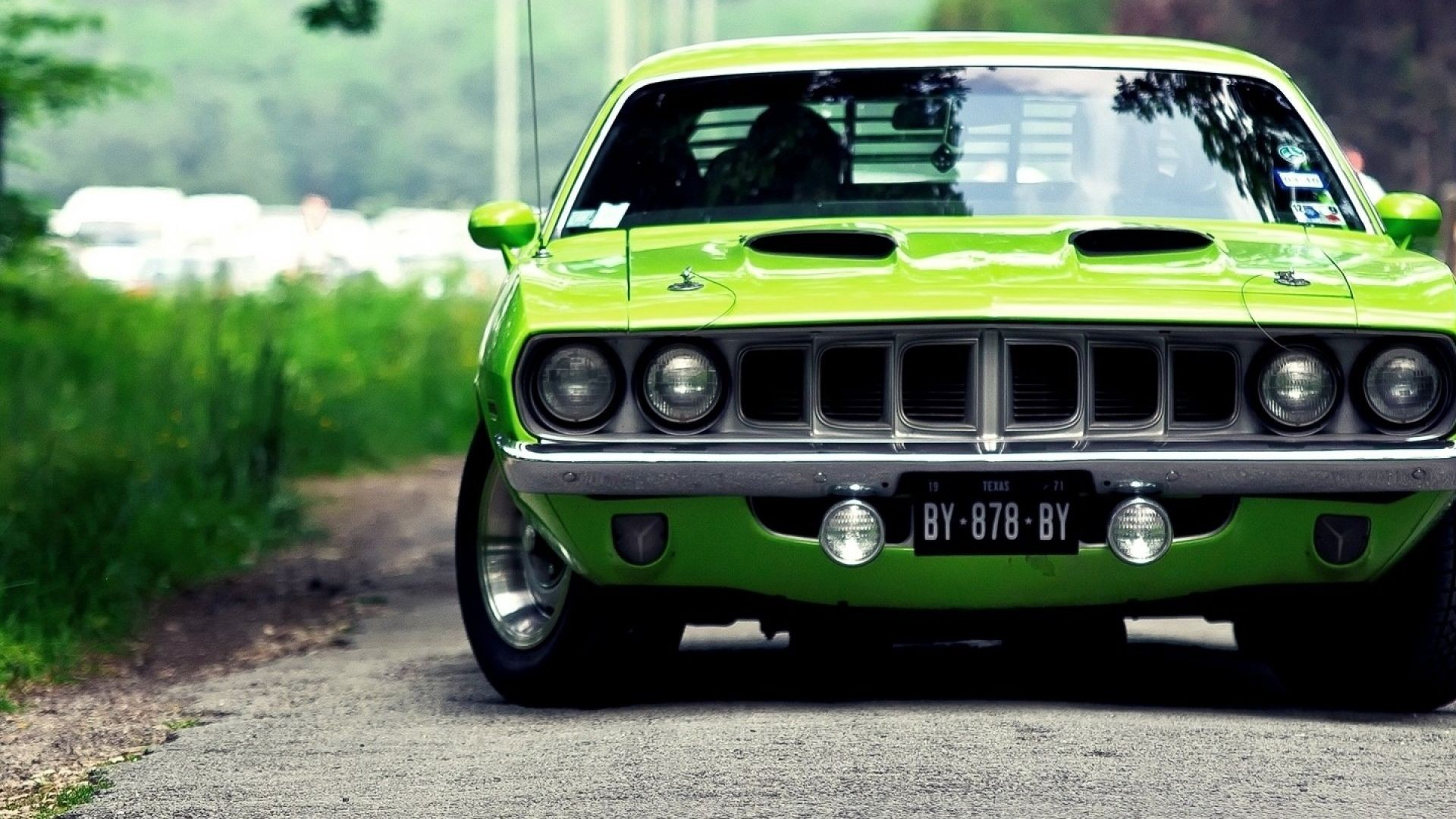 Muscle Car Wallpapers 78 Images