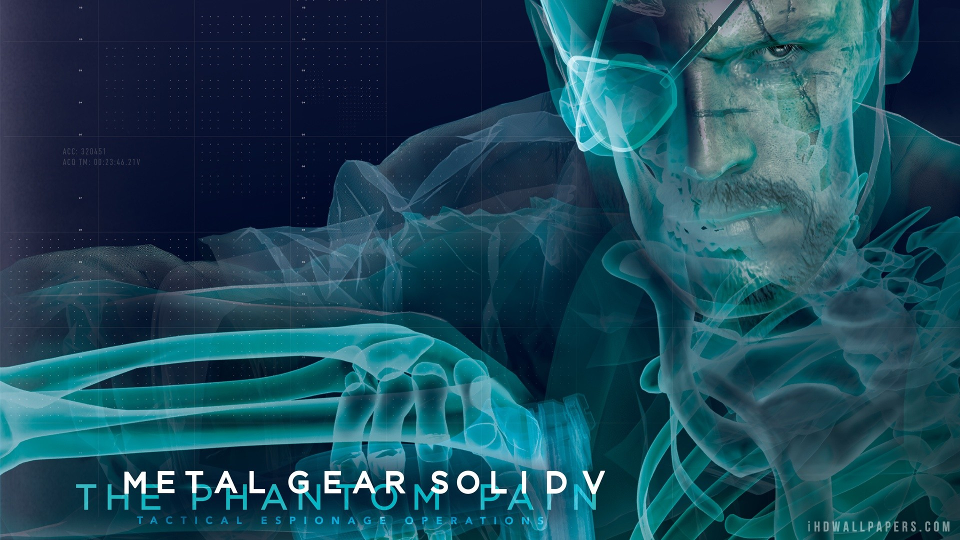 1920x1080 Metal Gear Solid 5 The Phantom Pain HD Wallpaper - iHD Wallpapers