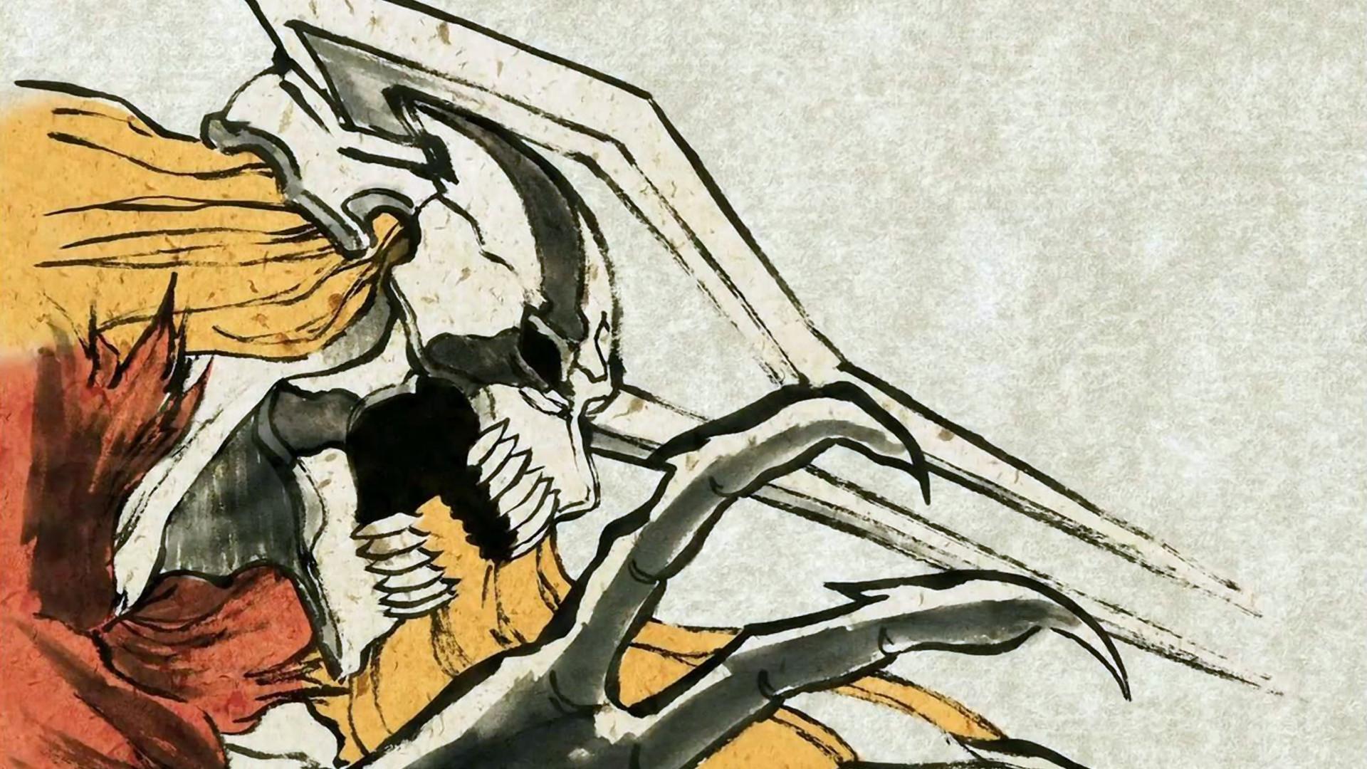 1920x1200 Tags Anime BLEACH Kurosaki Ichigo Hollow Wallpaper