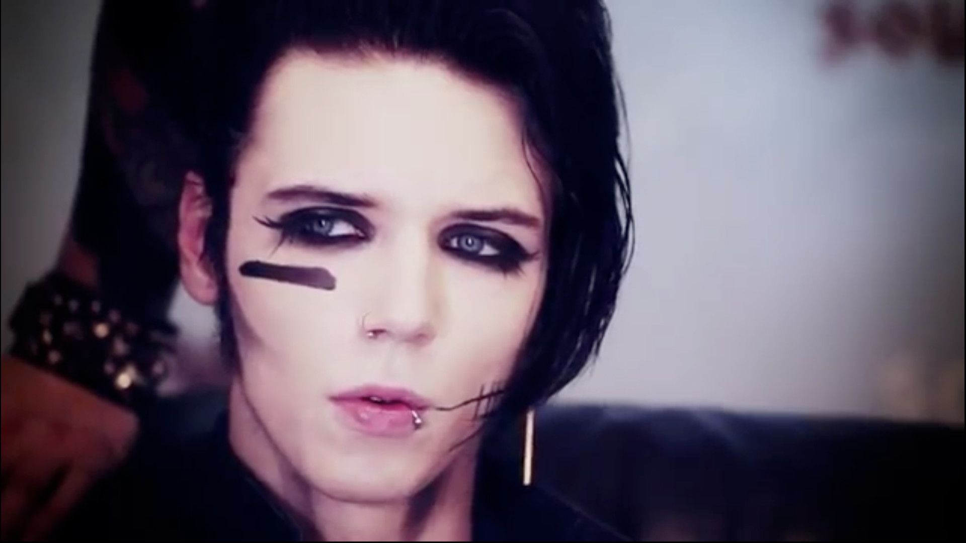 1920x1080 Andy Biersack Full Makeup - Mugeek Vidalondon. Â«
