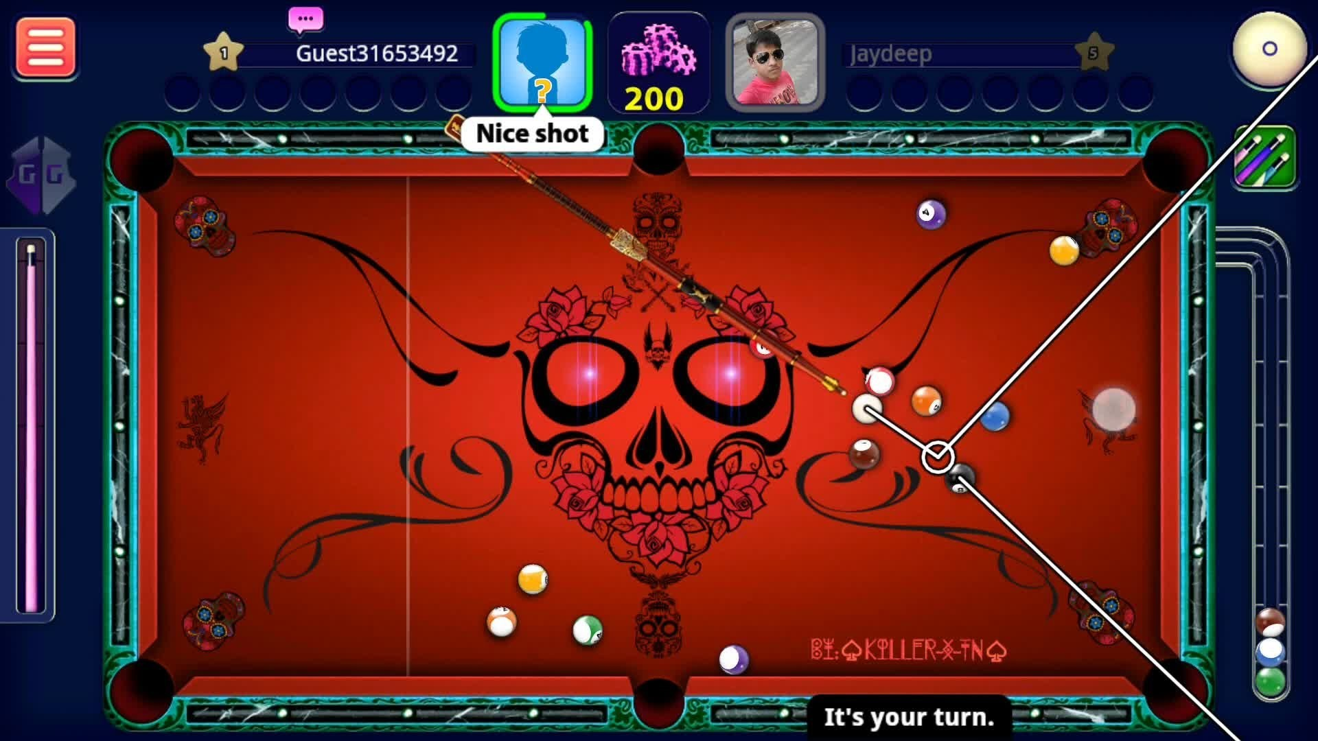 8 ball pool avatar images download