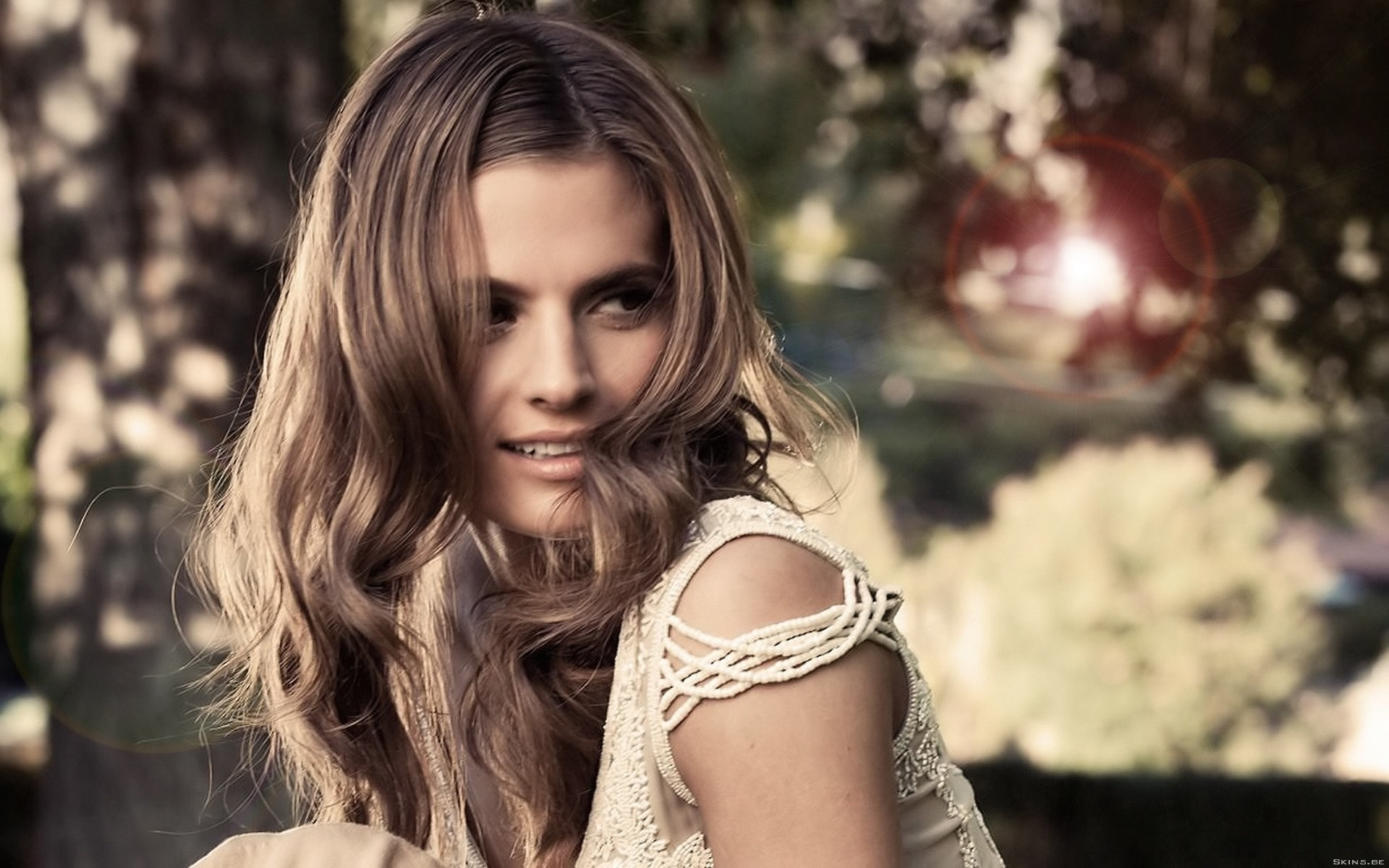 1920x1200 Kate Beckett Stana Katic · HD Wallpaper | Background ID:306180