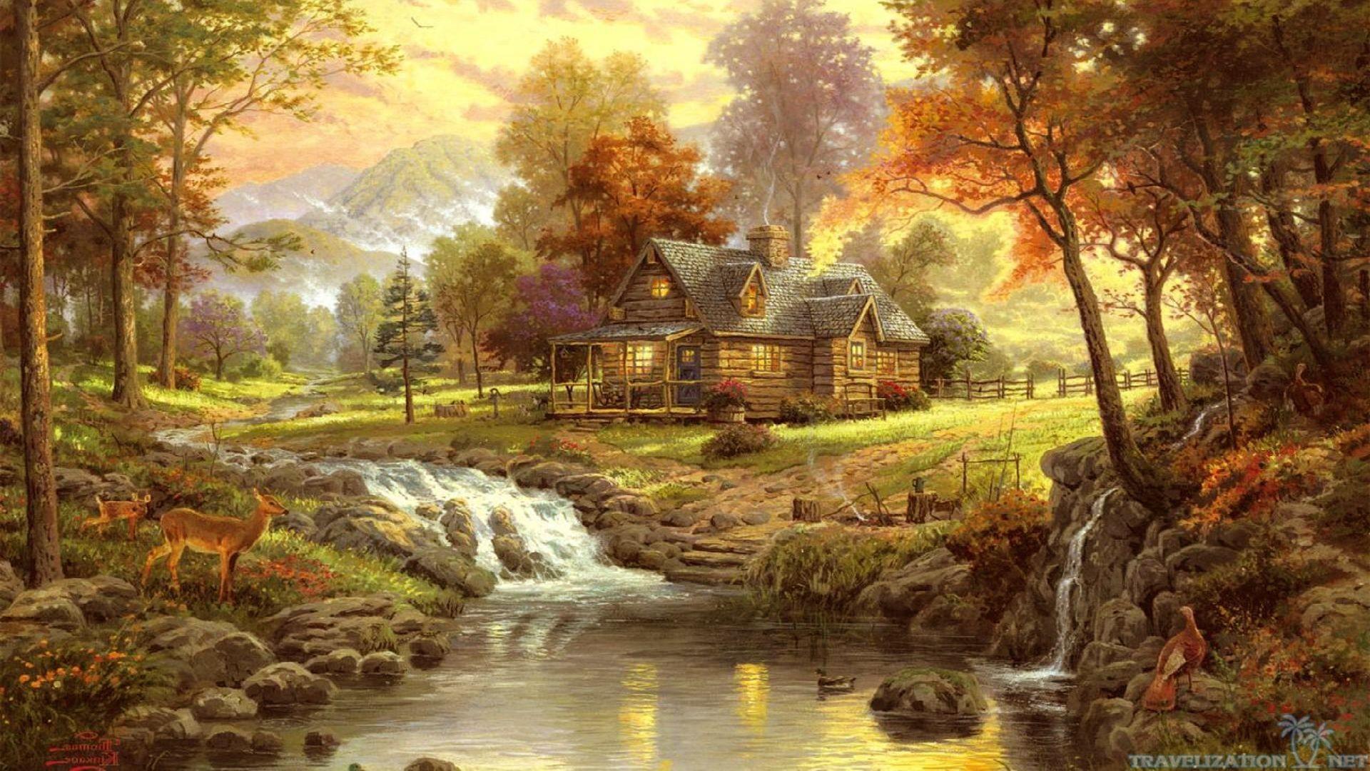 Desktop Wallpaper Autumn Scenes (41+ images)