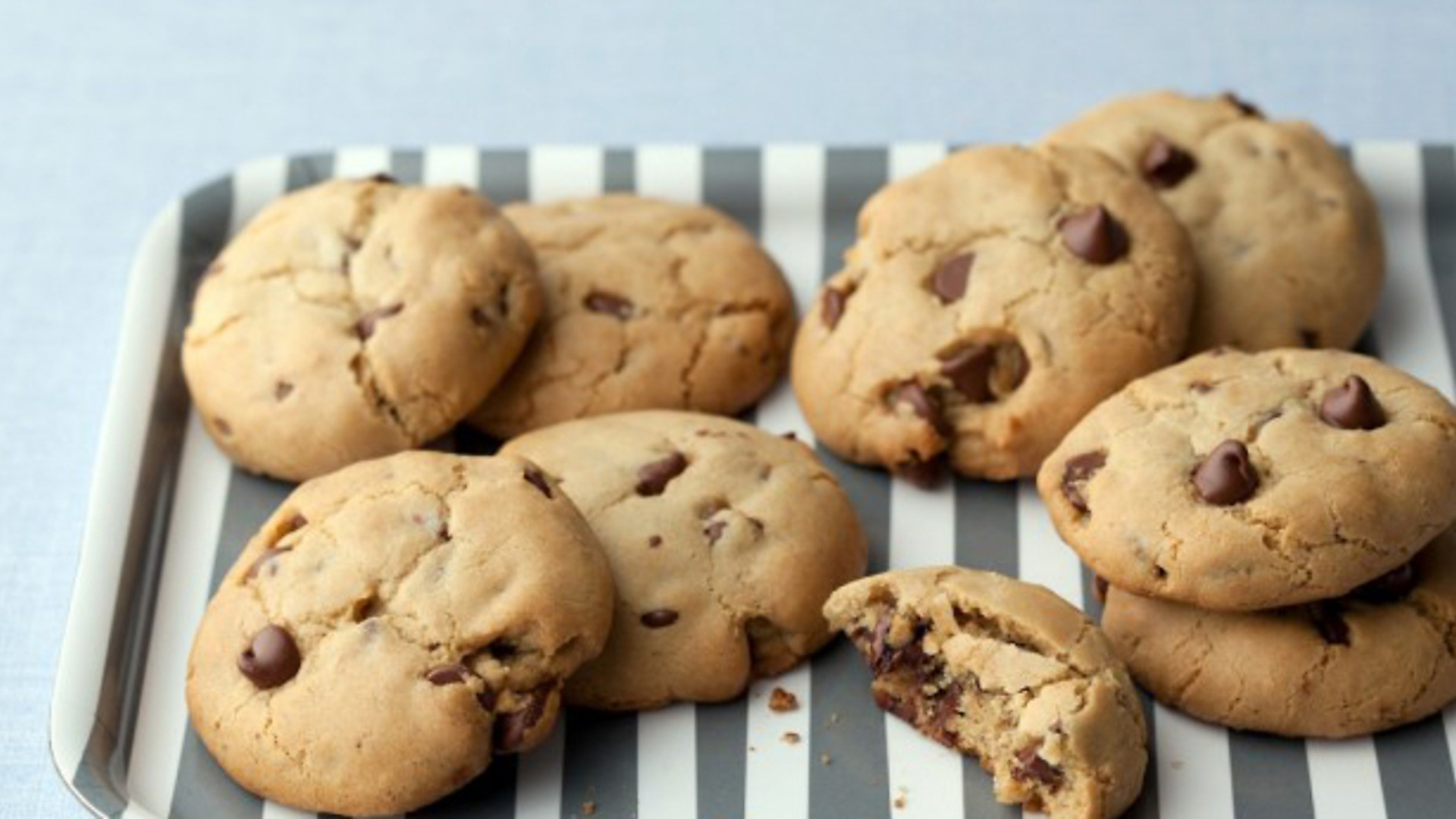 how to make chocolate chips for baking