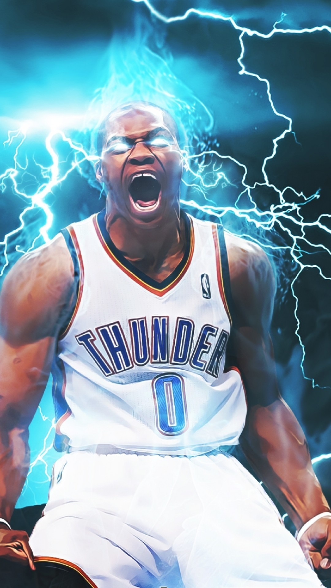 1080x1920 russell westbrook iphone wallpaper -#main