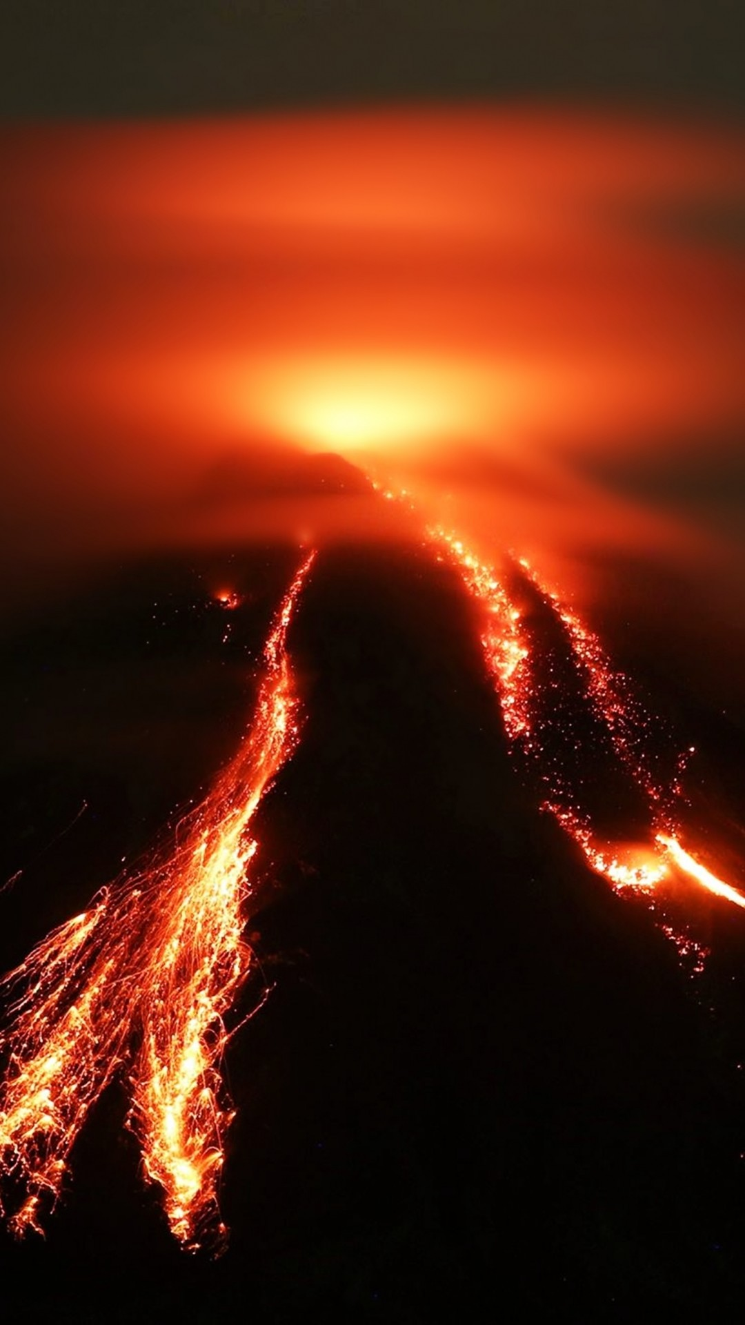 Volcanic Eruption Wallpaper 67 Images