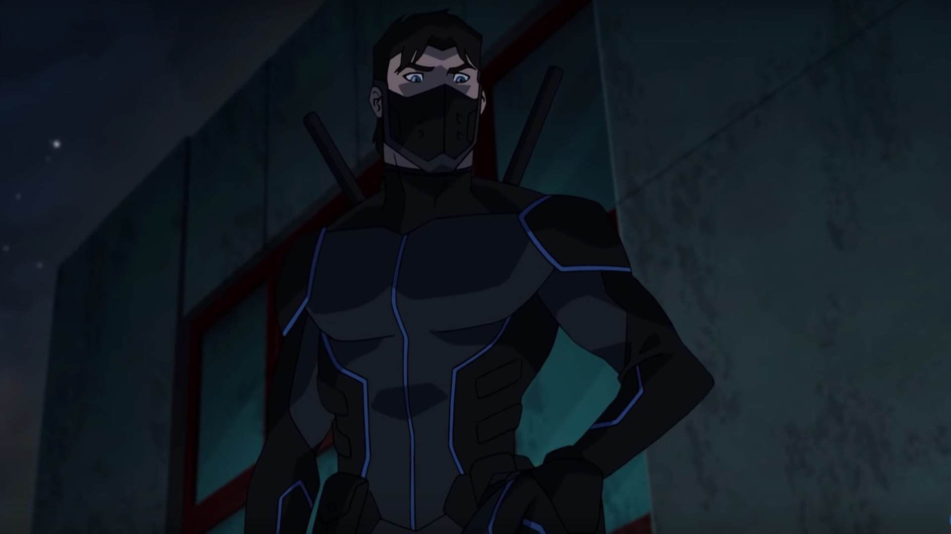 1920x1080 New Clip From YOUNG JUSTICE: OUTSIDERS Features Nightwing in Action —  GeekTyrant