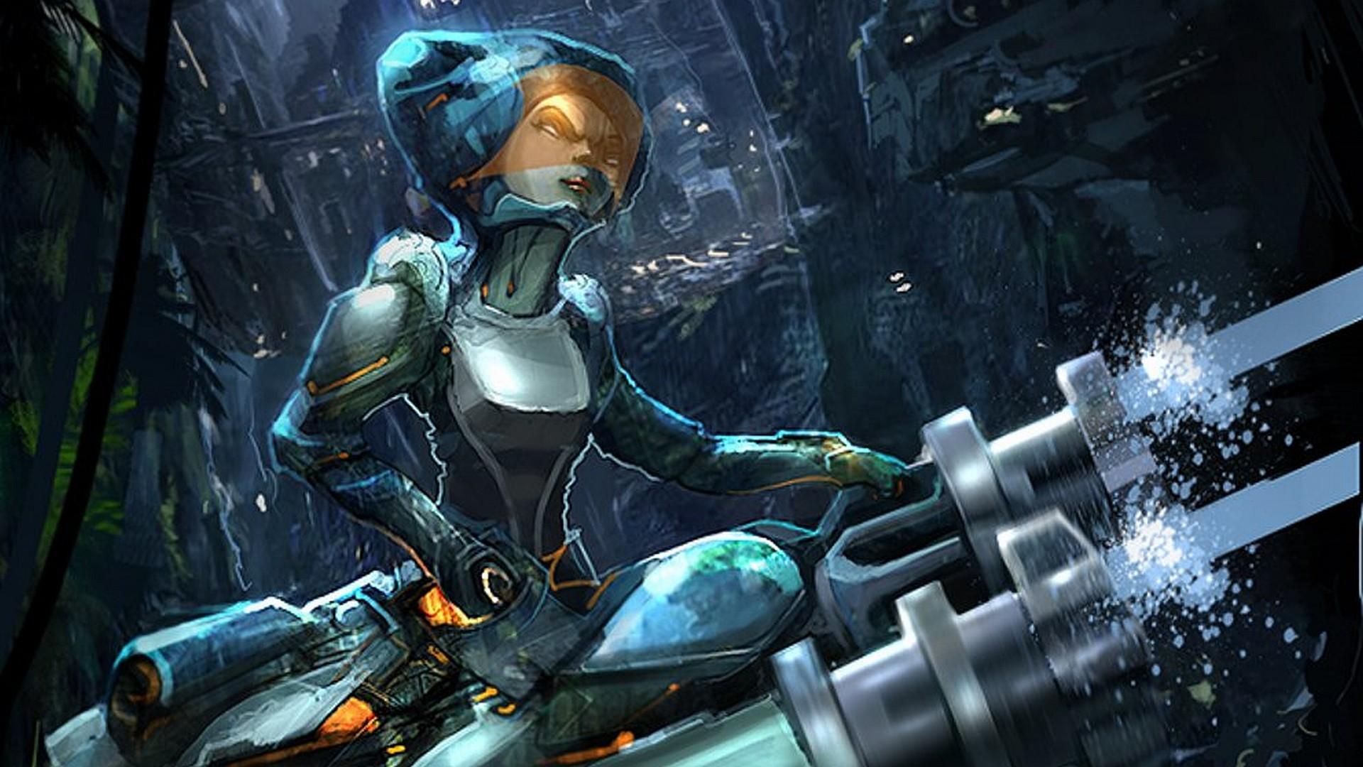 Sci Fi Fantasy Wallpaper (74+ images)