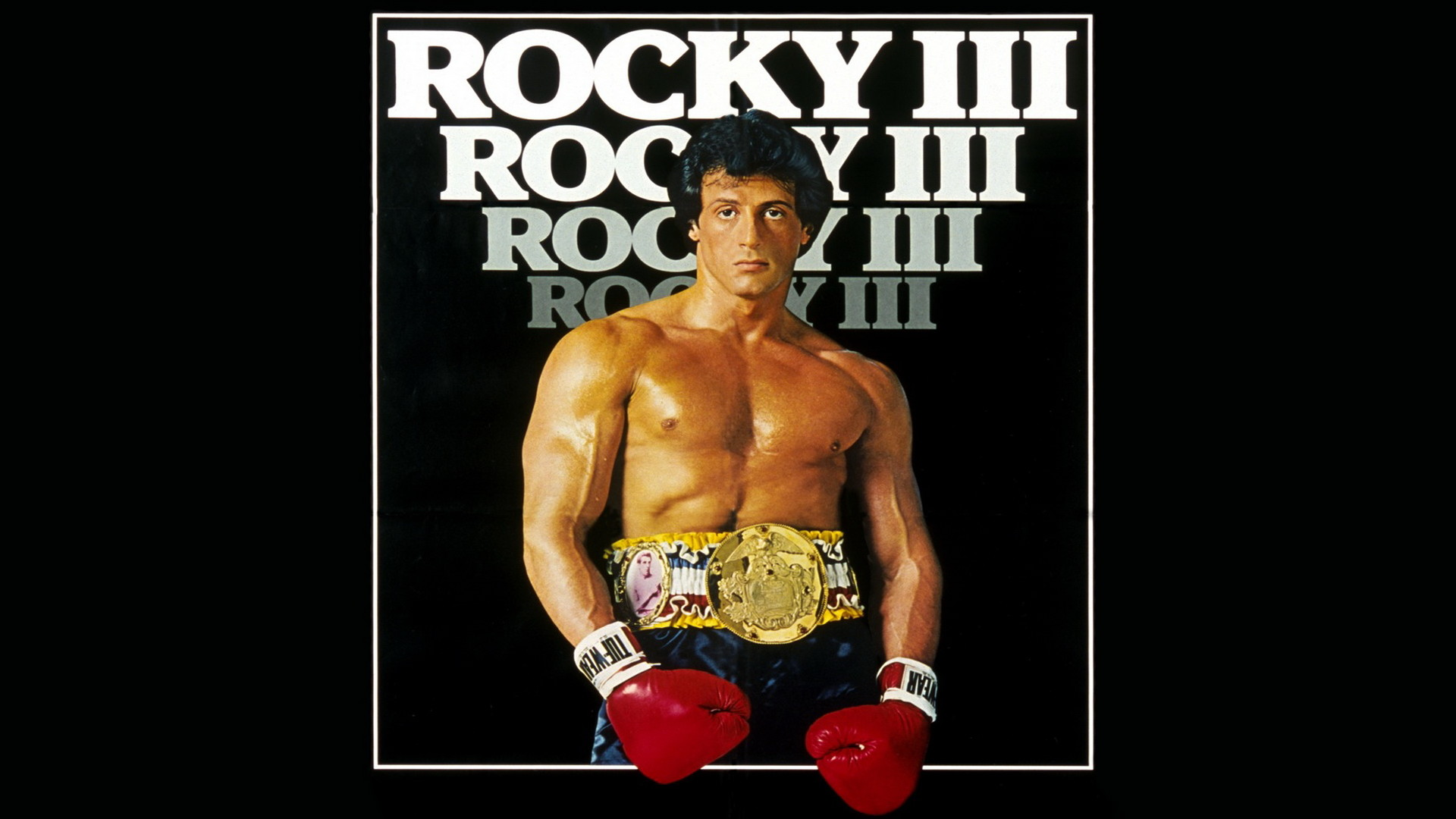1920x1080 Movie - Rocky III Sylvester Stallone Wallpaper