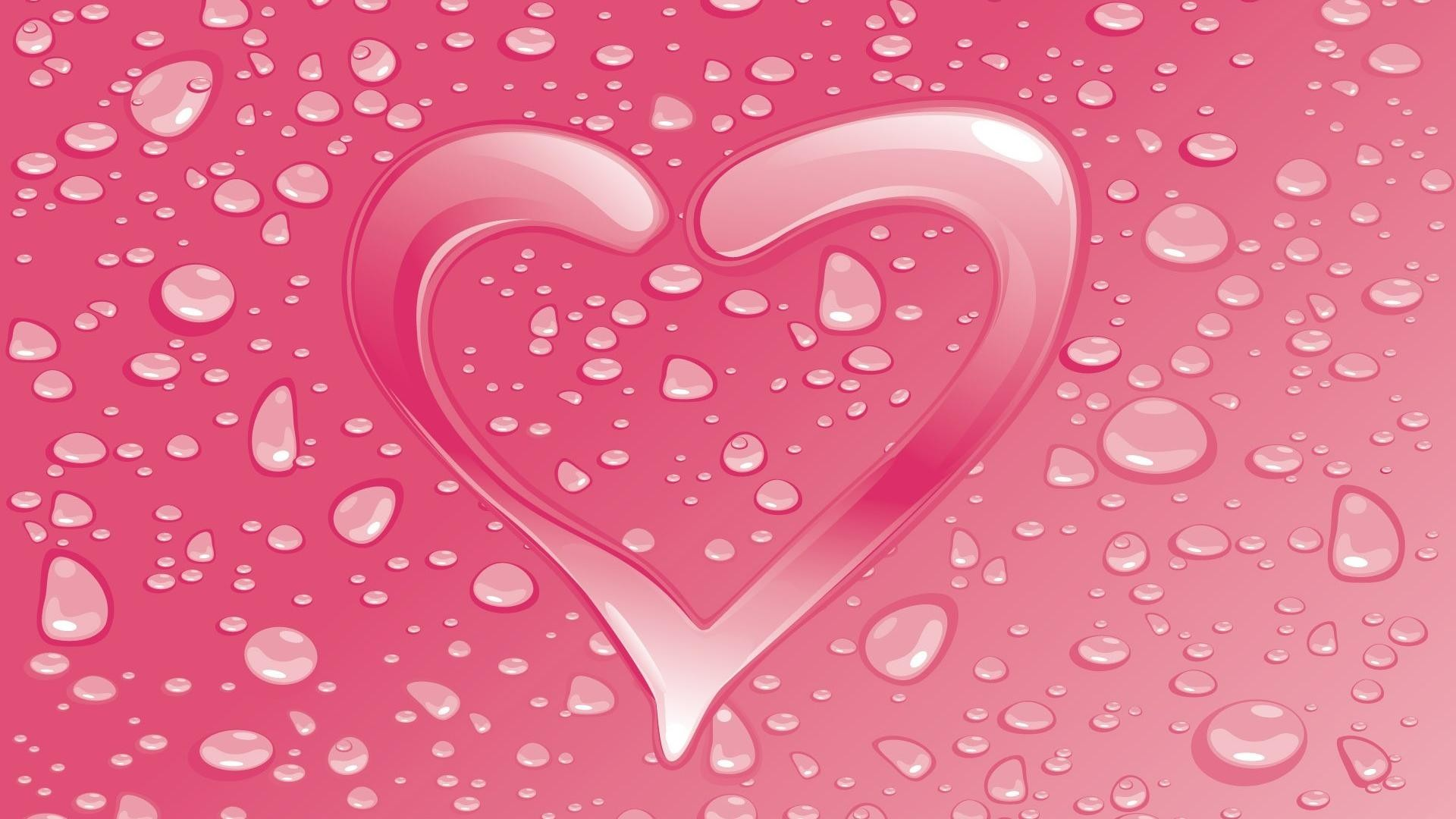 1920x1080 Love, Hearts, Valentine Backgrounds and Animated Romantic Wallpapers For  Website Design. Pink Heart Backgrounds, Colorful and Red Heart Wa.