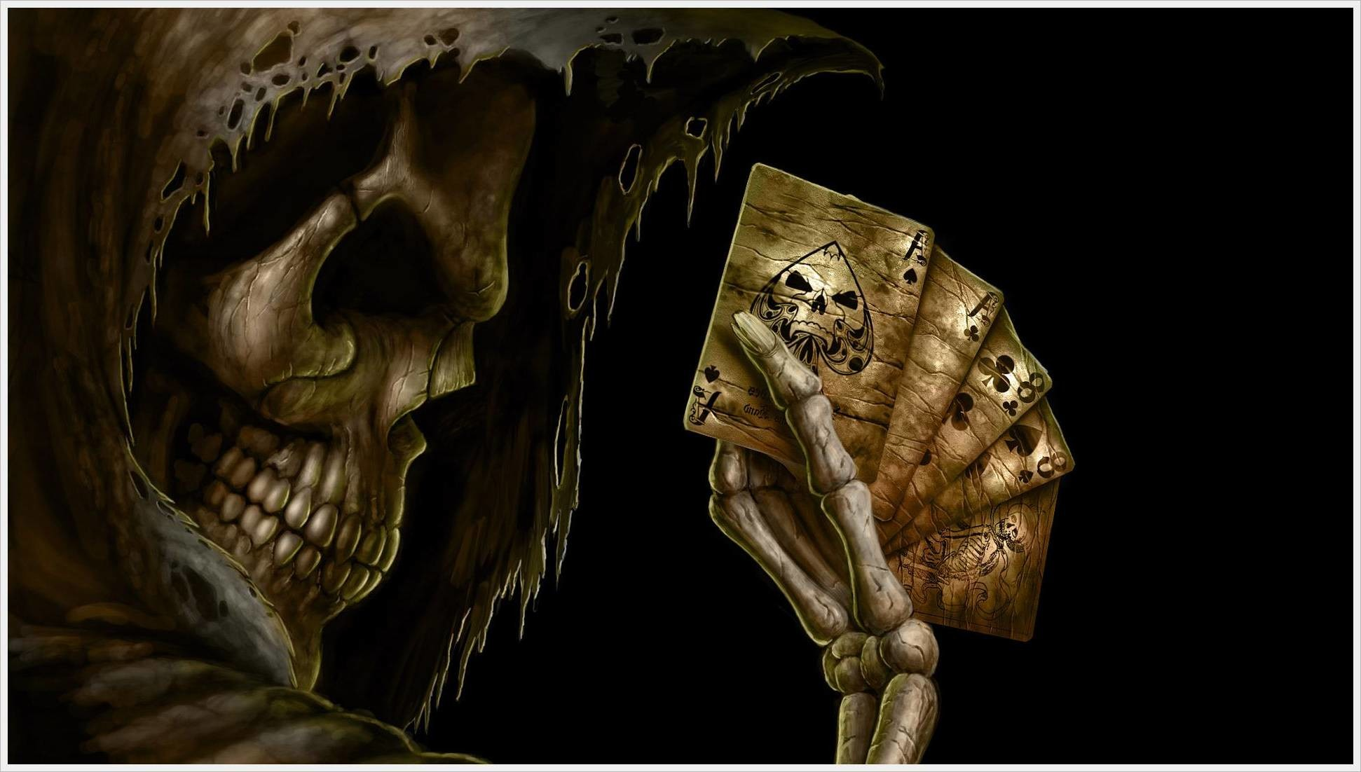 Scary Skulls Wallpaper (47+ Images