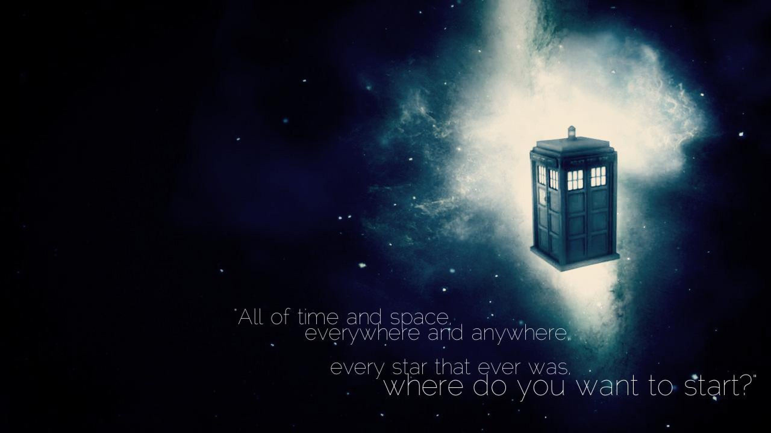 2560x1440 Free Doctor Who Wallpapers - Wallpaper Cave