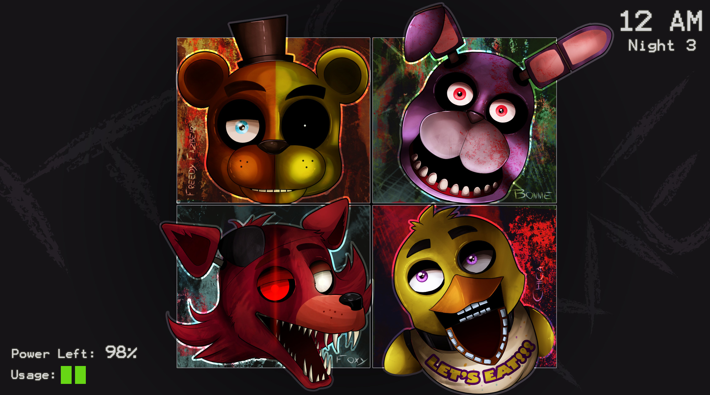 2300x1280 Five Night's at Freddy's by TheNornOnTheGo Five Night's at Freddy's by  TheNornOnTheGo