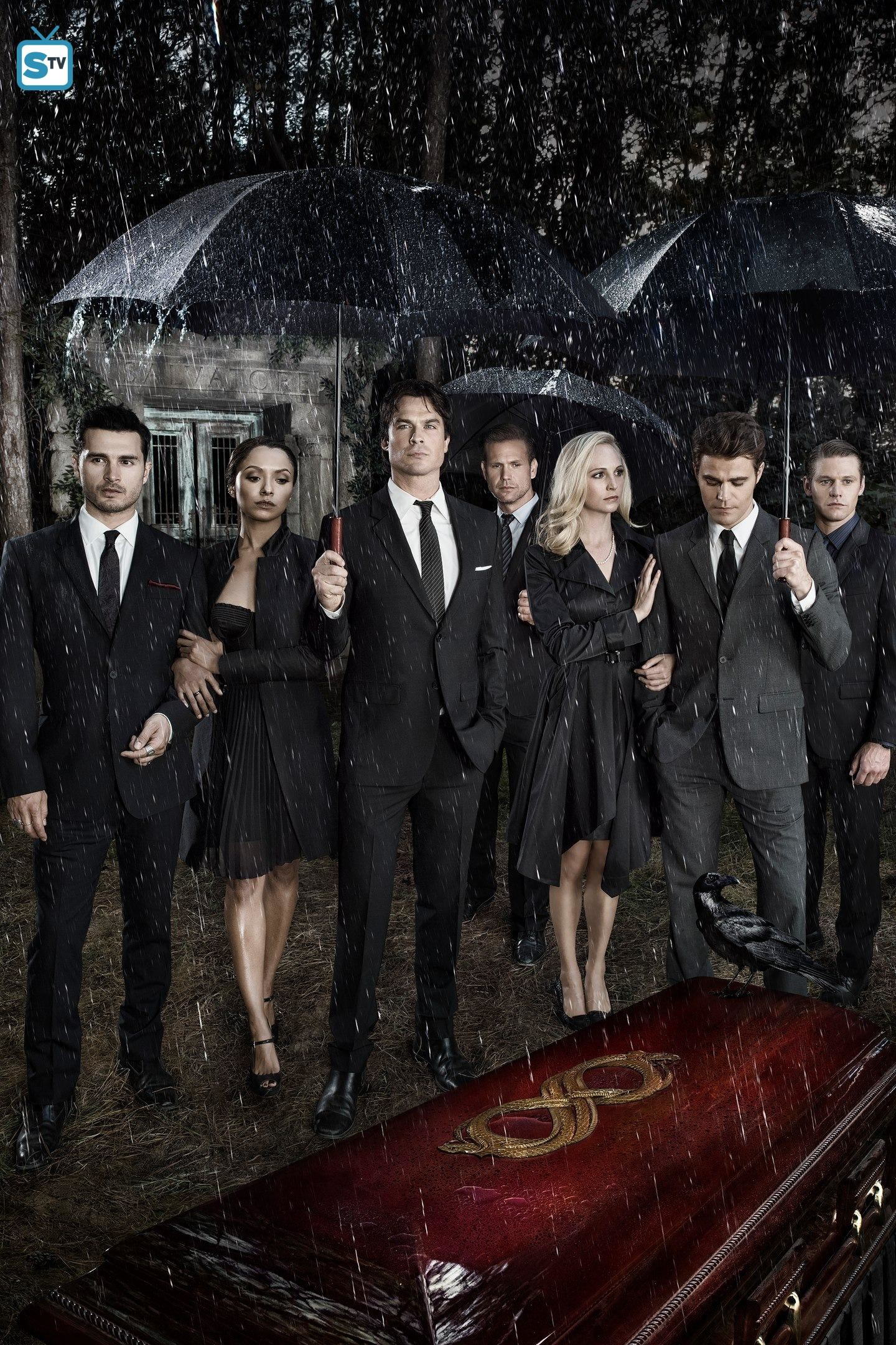Vampire Diaries Wallpapers 77 Images